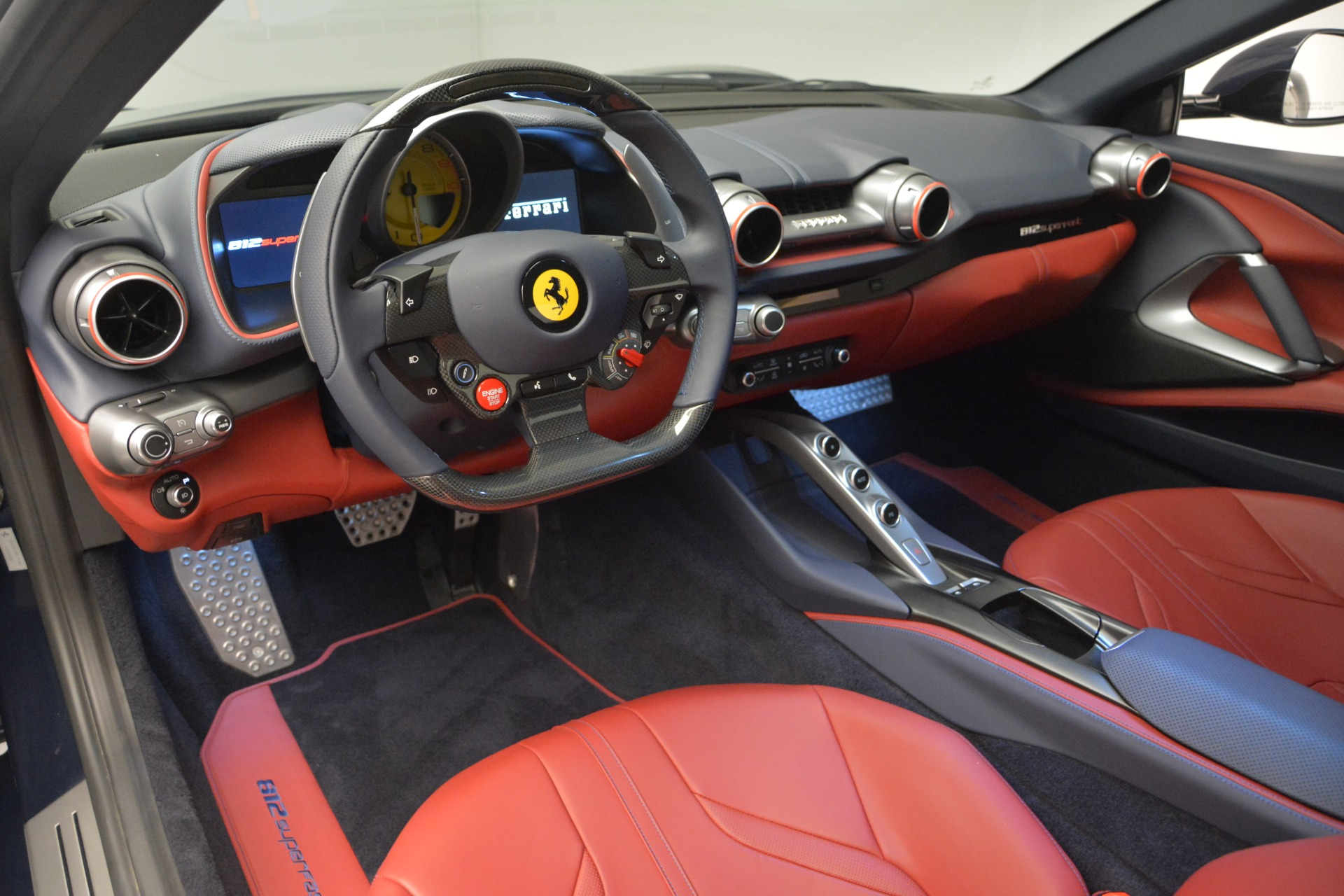 Used 2018 Ferrari 812 Superfast  For Sale In Greenwich, CT 2569_p13