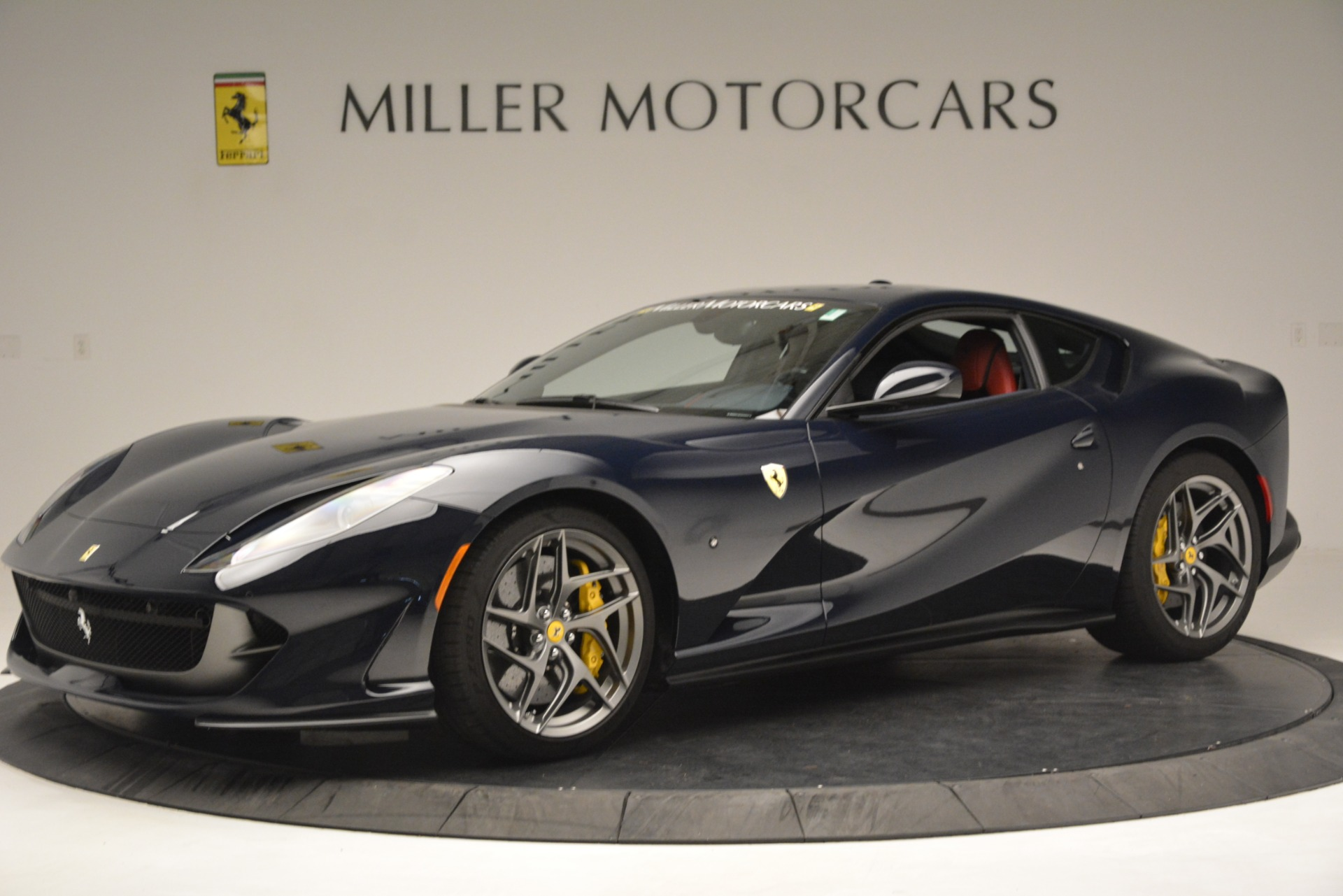 Used 2018 Ferrari 812 Superfast  For Sale In Greenwich, CT 2569_p2