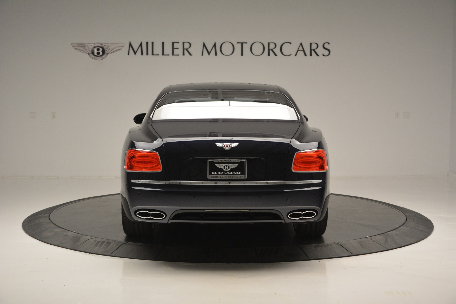 New 2018 Bentley Flying Spur V8 For Sale In Greenwich, CT 2572_p6