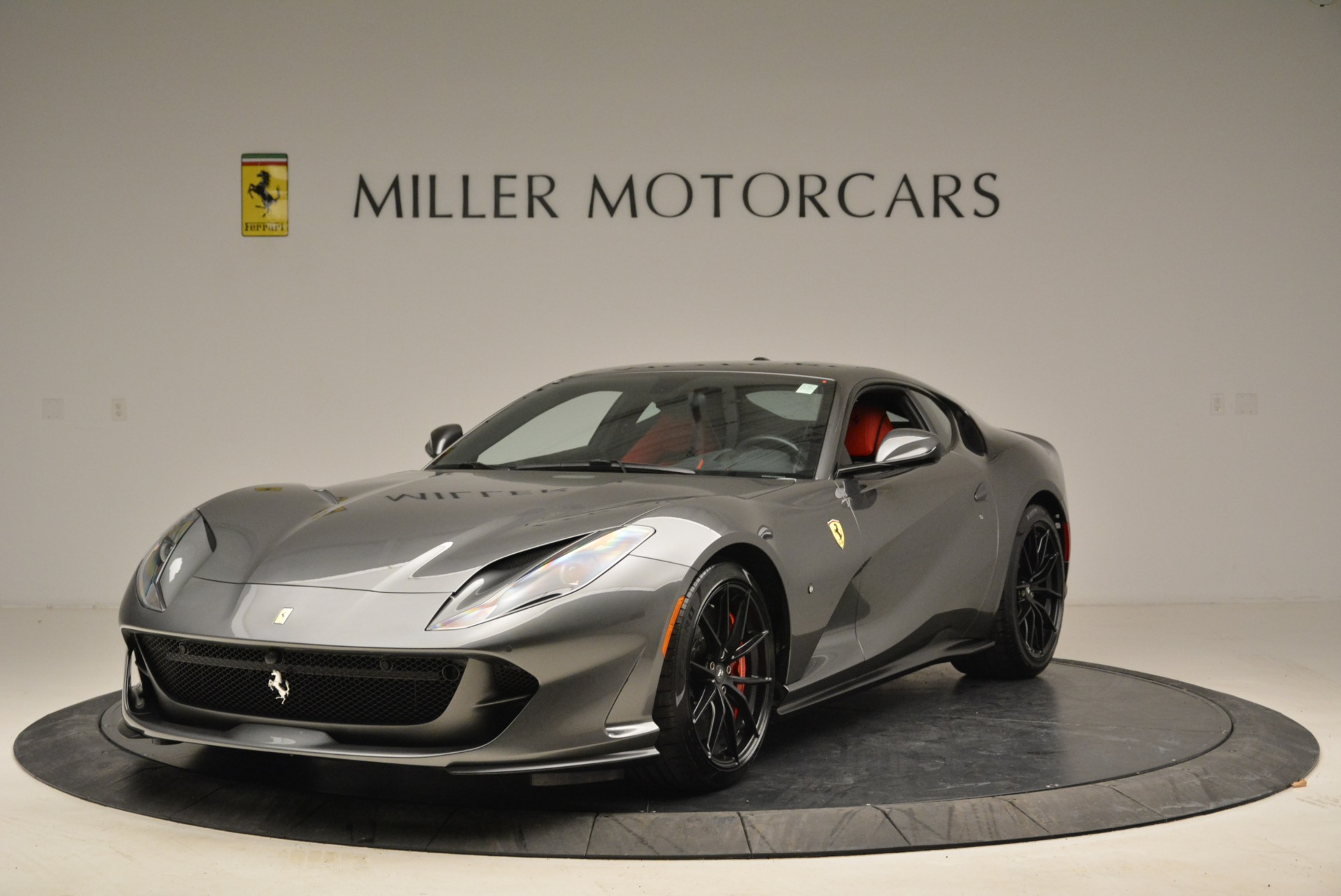 Used 2018 Ferrari 812 Superfast  For Sale In Greenwich, CT 2573_main
