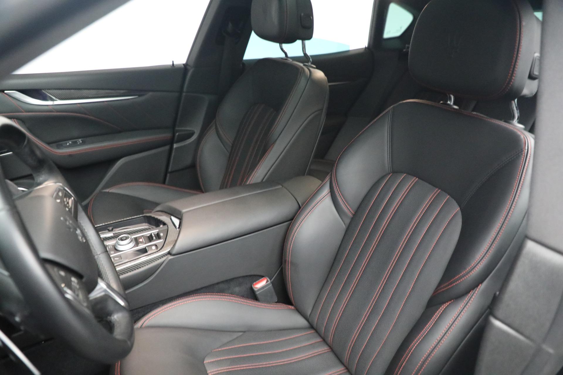 New 2019 Maserati Levante Q4 GranLusso For Sale In Greenwich, CT 2574_p15