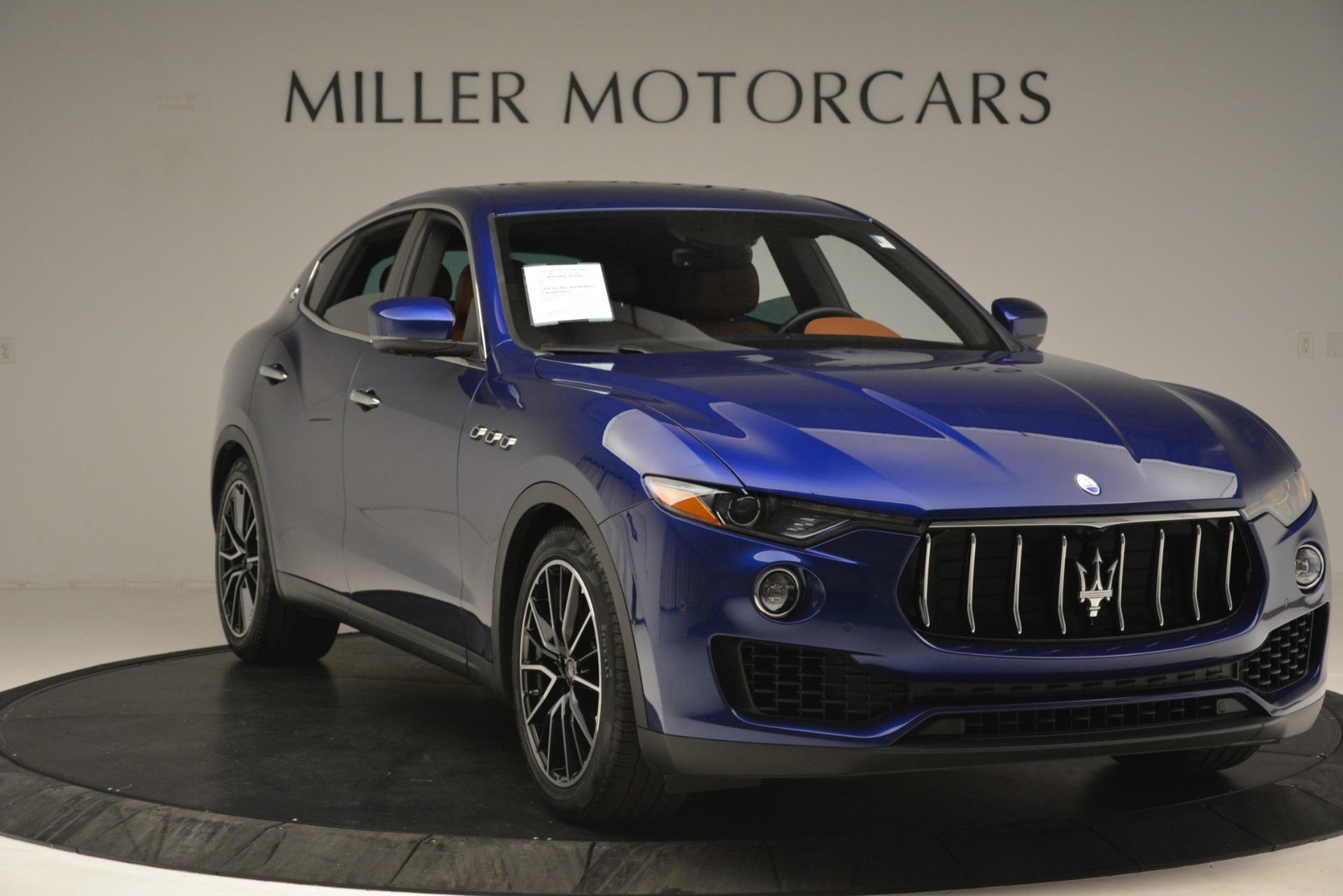 Used 2018 Maserati Levante Q4 For Sale In Greenwich, CT 2575_p11
