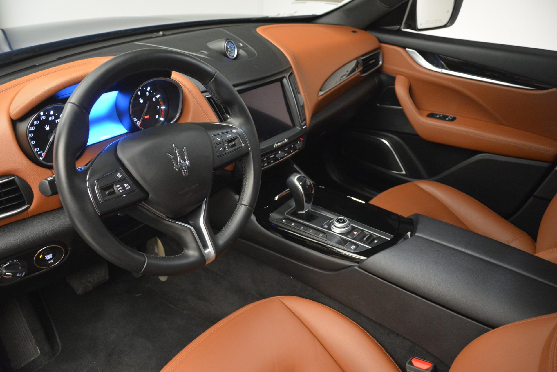 Used 2018 Maserati Levante Q4 For Sale In Greenwich, CT 2575_p13