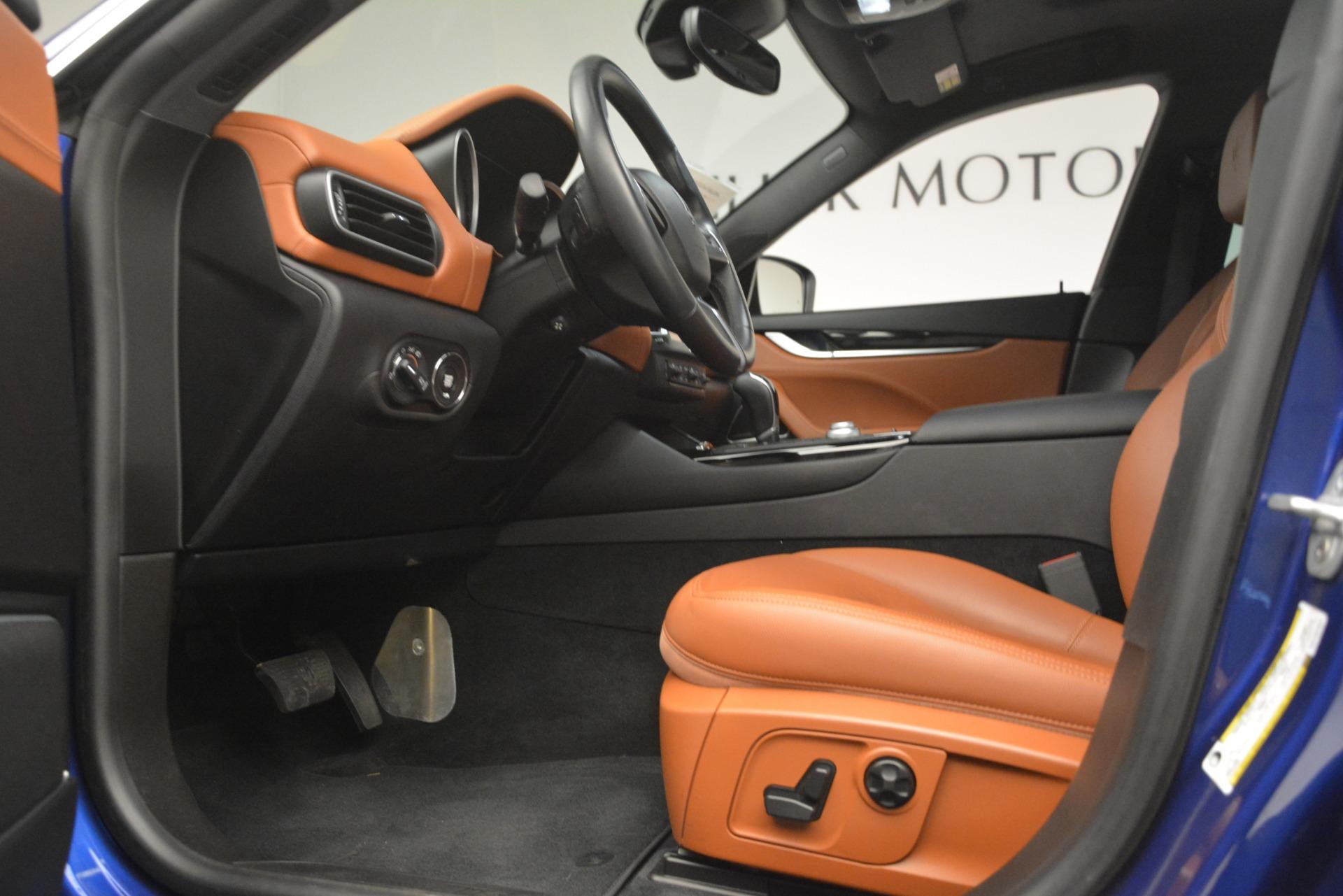 Used 2018 Maserati Levante Q4 For Sale In Greenwich, CT 2575_p14