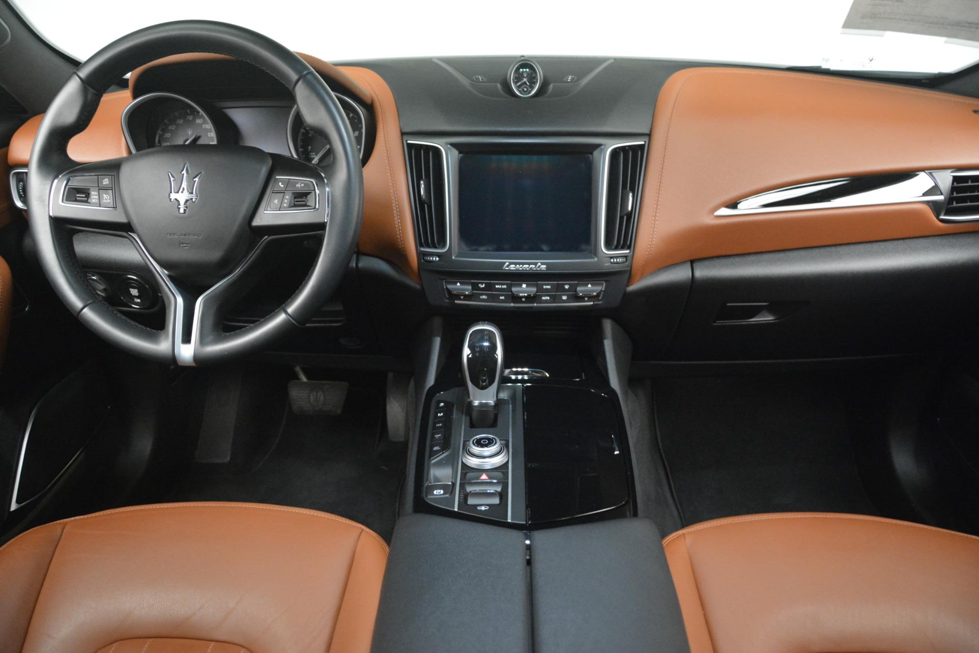 Used 2018 Maserati Levante Q4 For Sale In Greenwich, CT 2575_p16