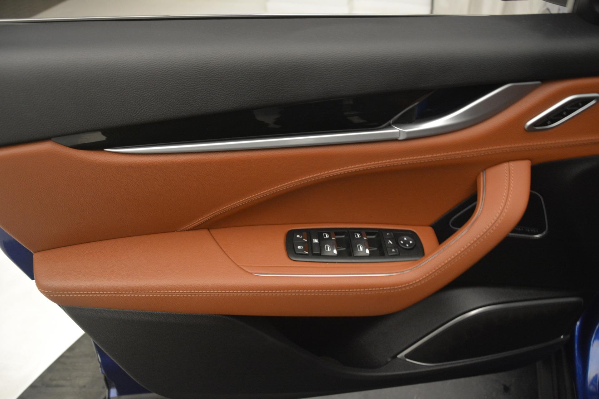Used 2018 Maserati Levante Q4 For Sale In Greenwich, CT 2575_p17