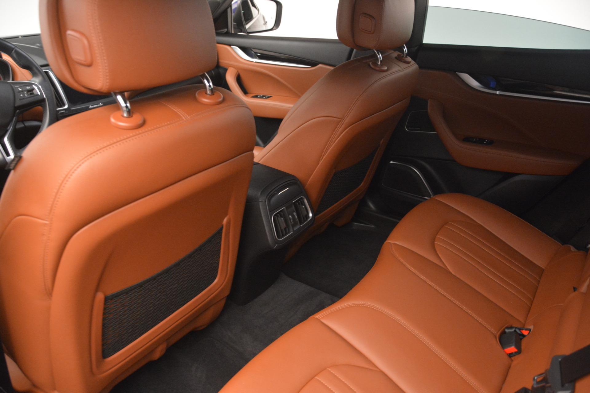 Used 2018 Maserati Levante Q4 For Sale In Greenwich, CT 2575_p18