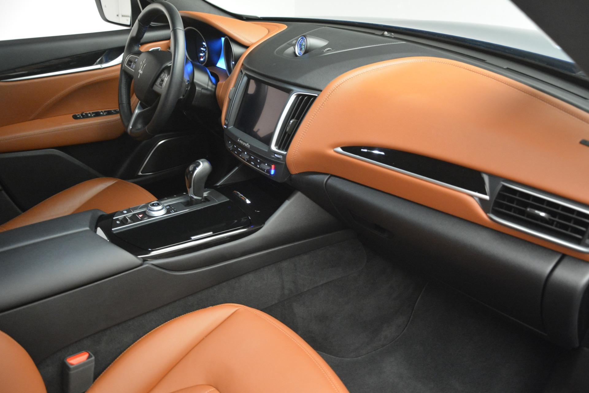 Used 2018 Maserati Levante Q4 For Sale In Greenwich, CT 2575_p22