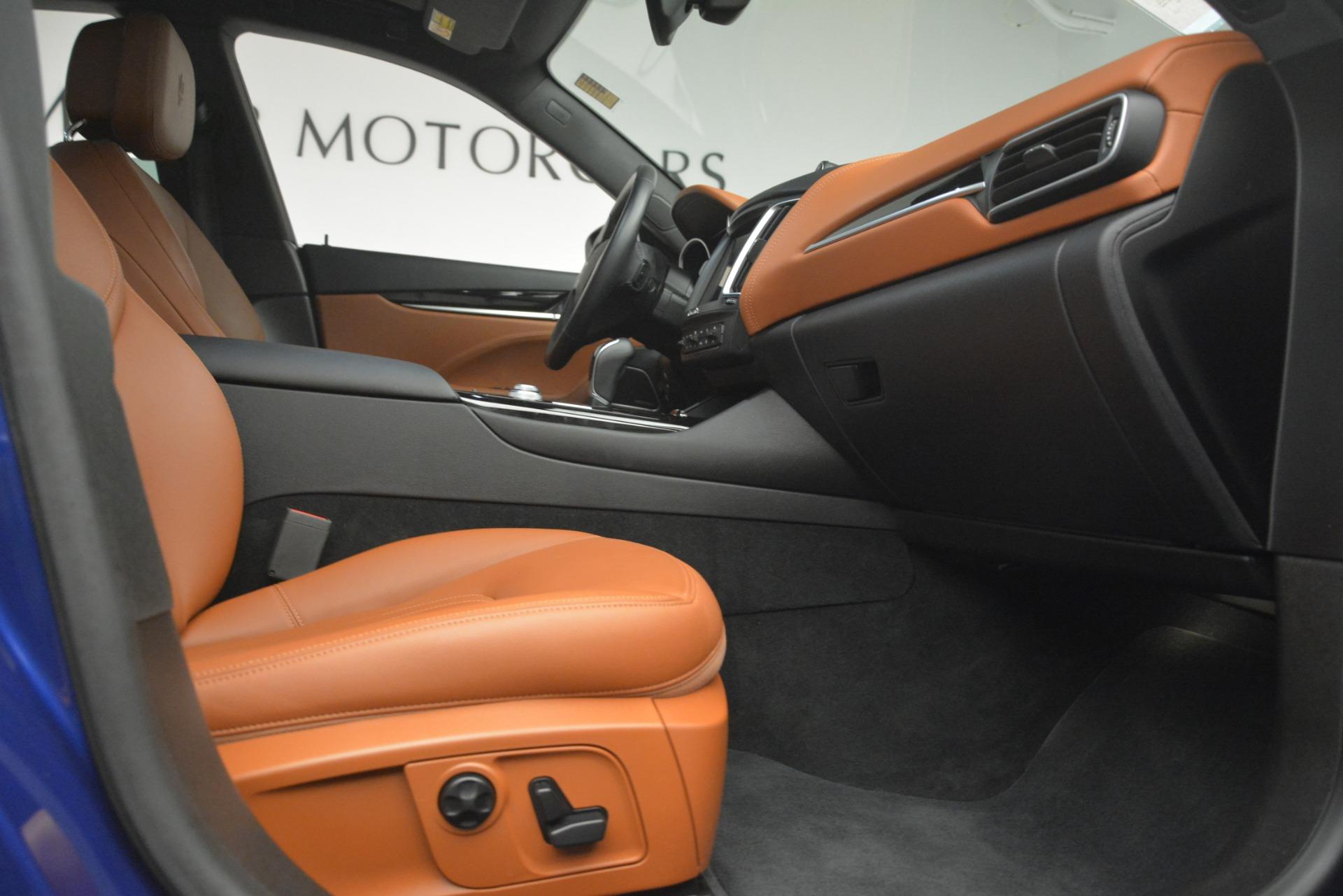 Used 2018 Maserati Levante Q4 For Sale In Greenwich, CT 2575_p23