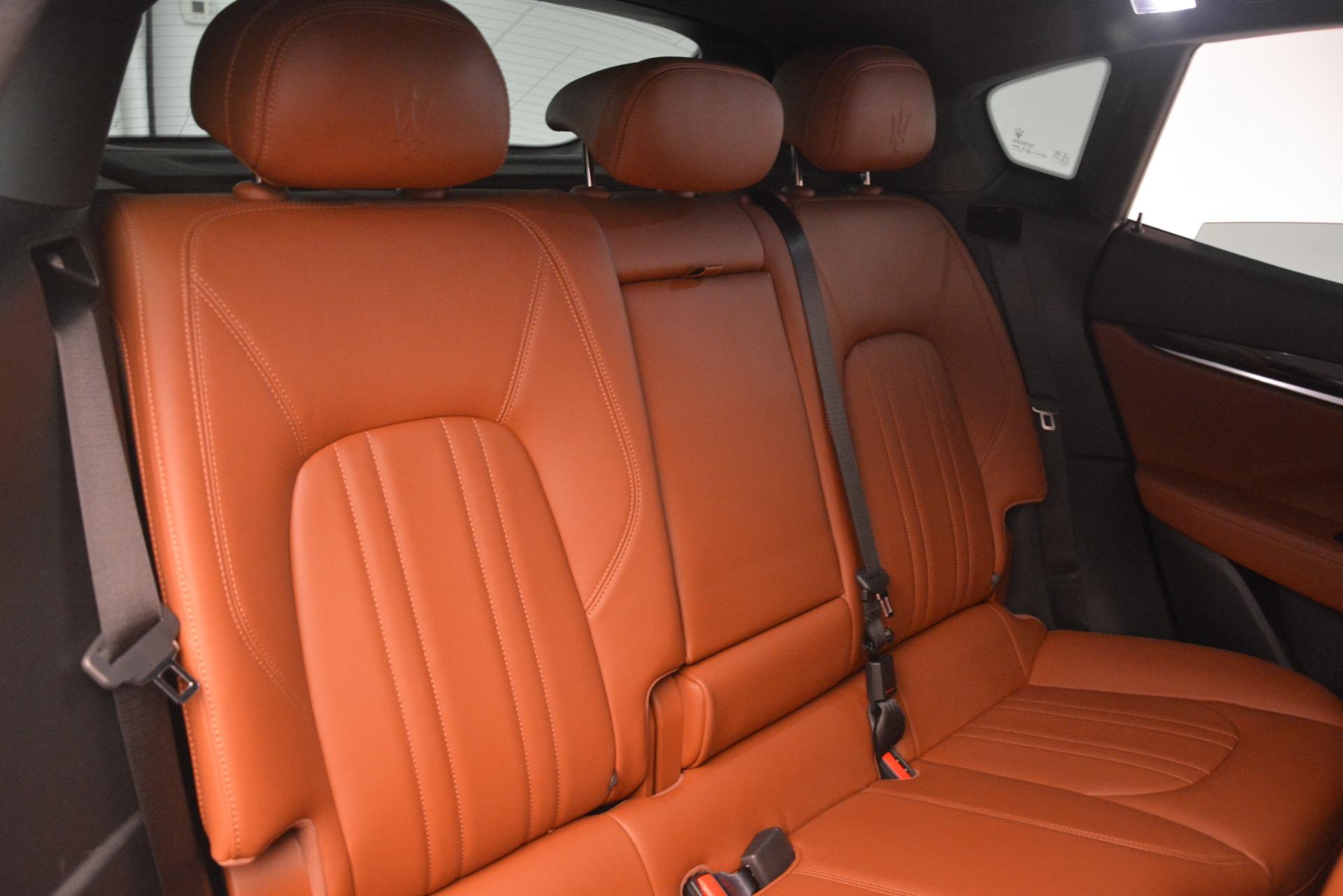 Used 2018 Maserati Levante Q4 For Sale In Greenwich, CT 2575_p26
