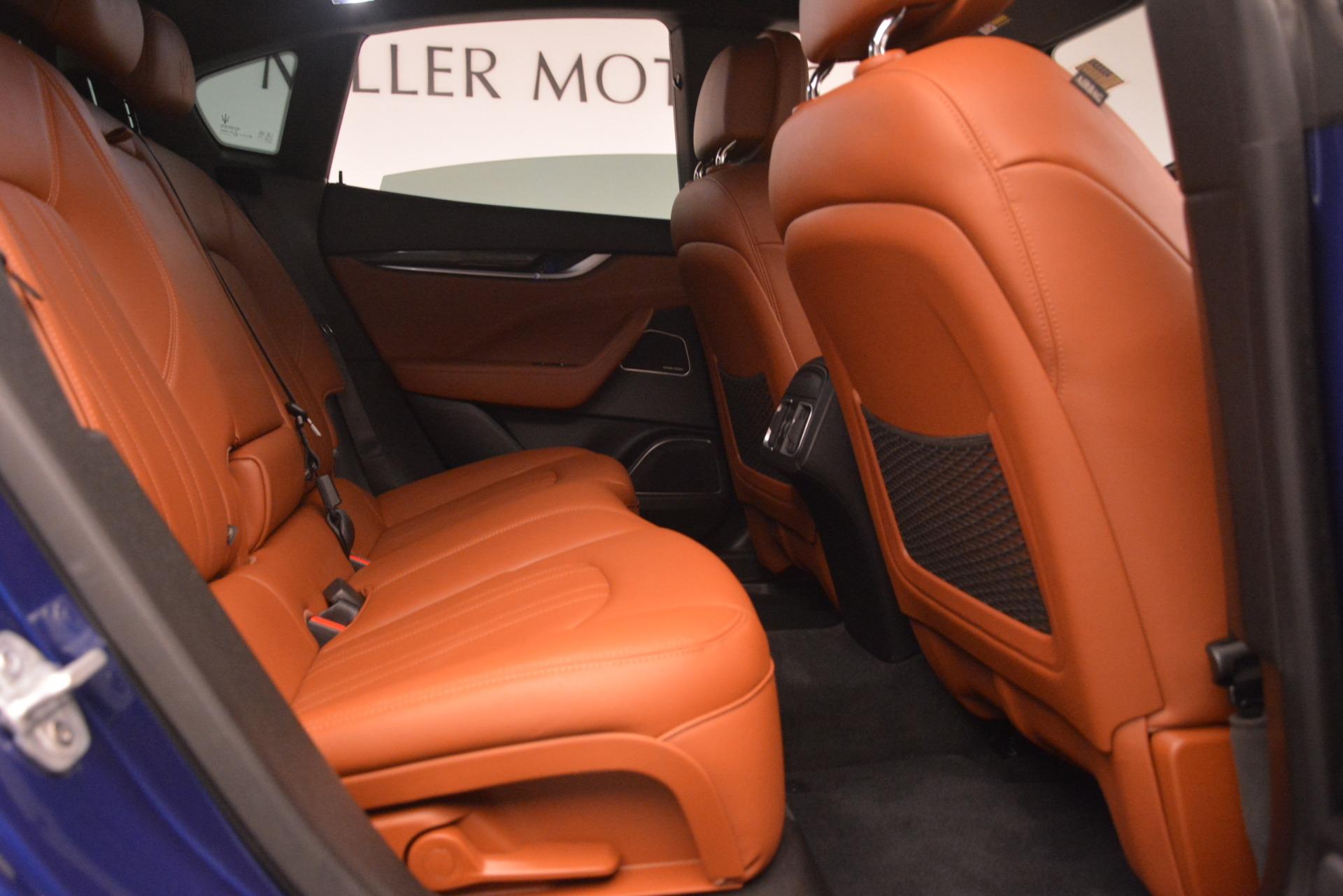 Used 2018 Maserati Levante Q4 For Sale In Greenwich, CT 2575_p27