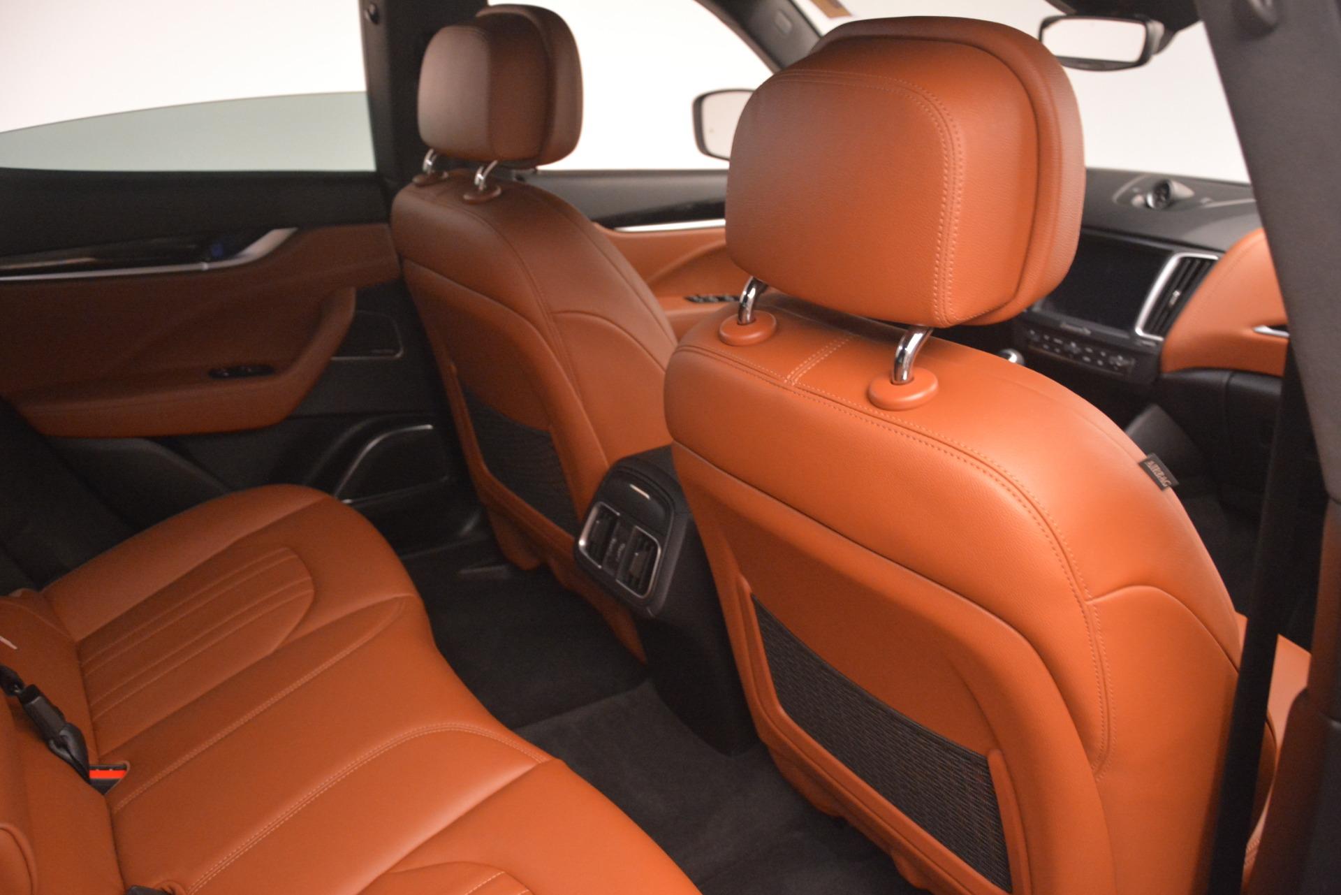 Used 2018 Maserati Levante Q4 For Sale In Greenwich, CT 2575_p28