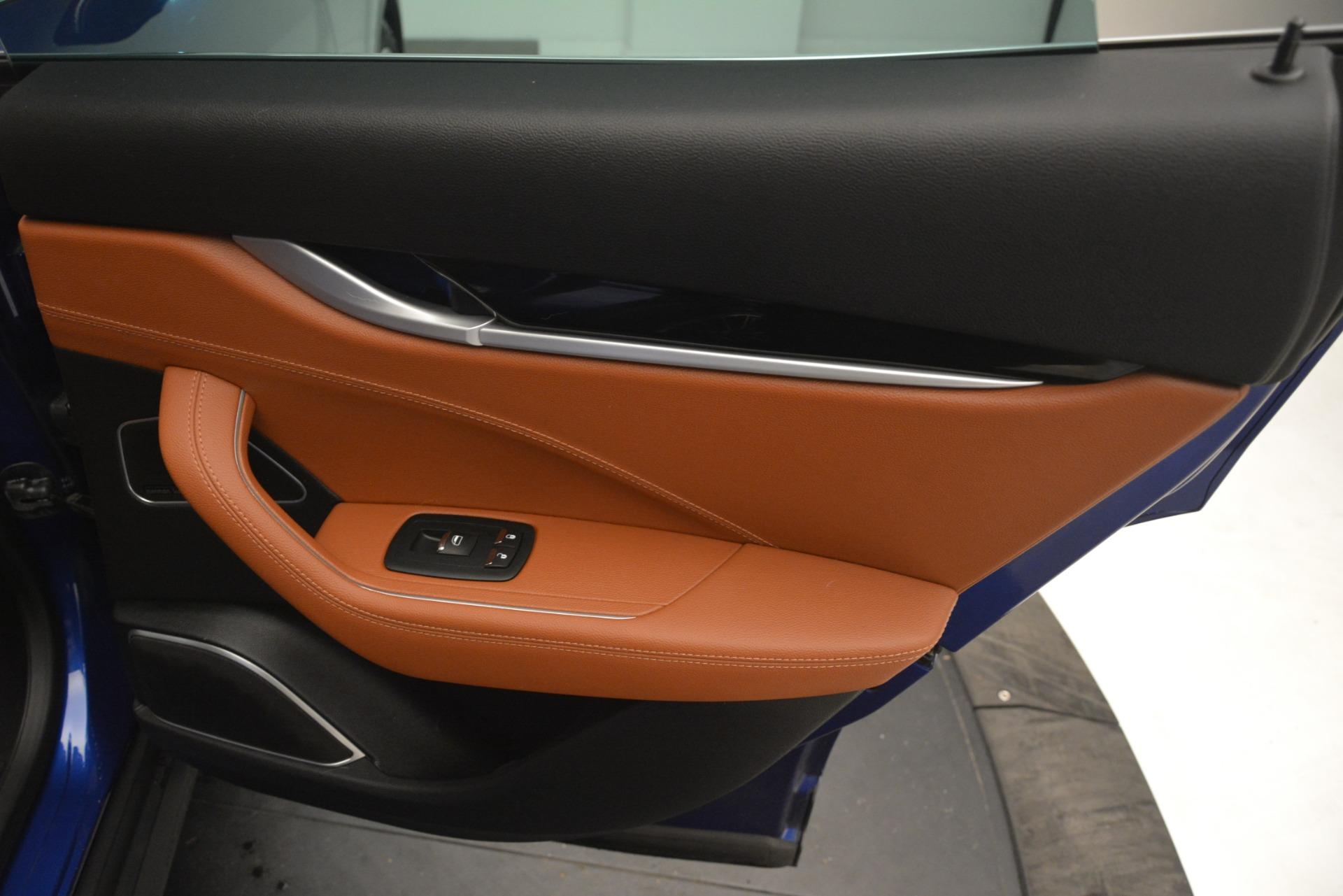 Used 2018 Maserati Levante Q4 For Sale In Greenwich, CT 2575_p29