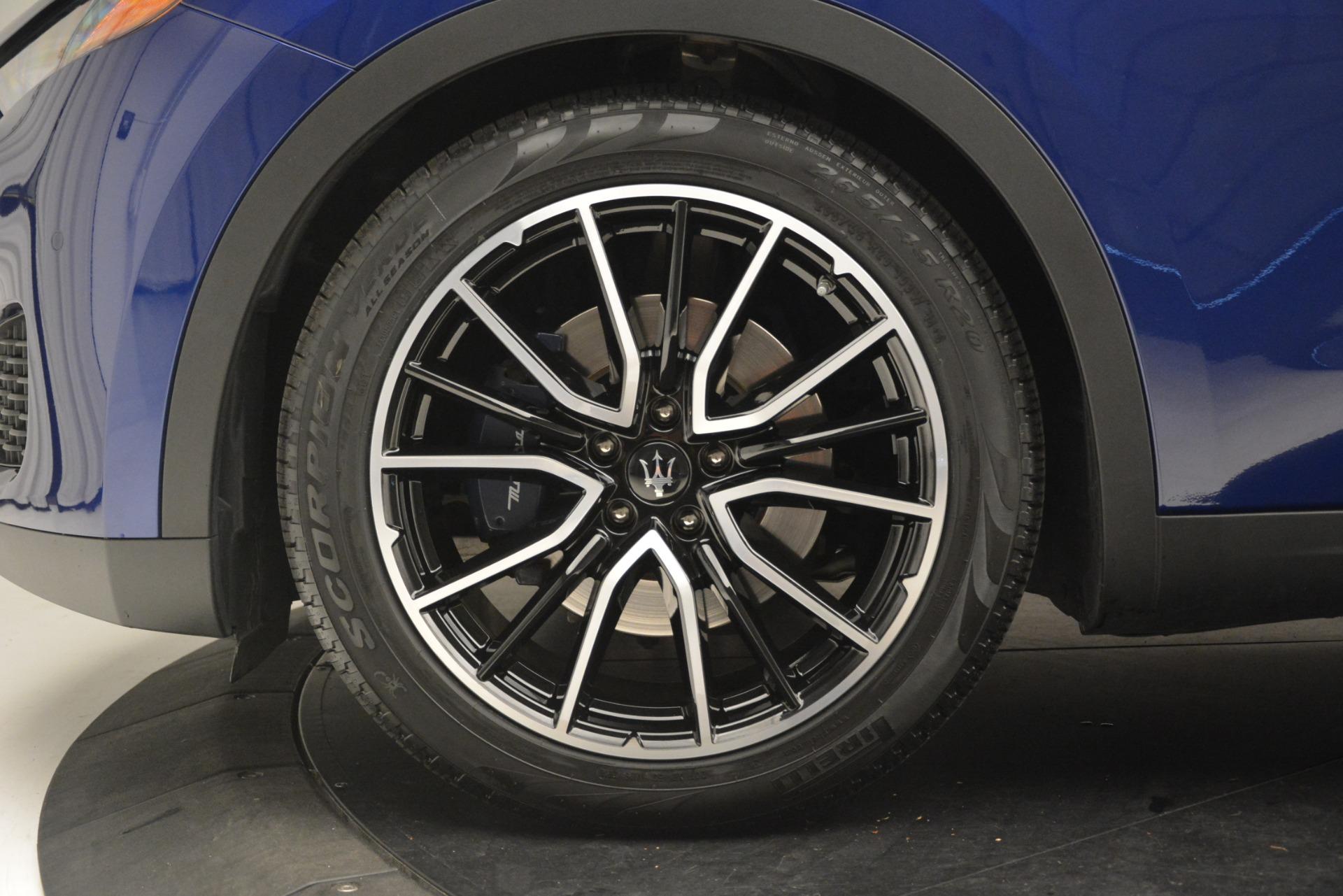 Used 2018 Maserati Levante Q4 For Sale In Greenwich, CT 2575_p30