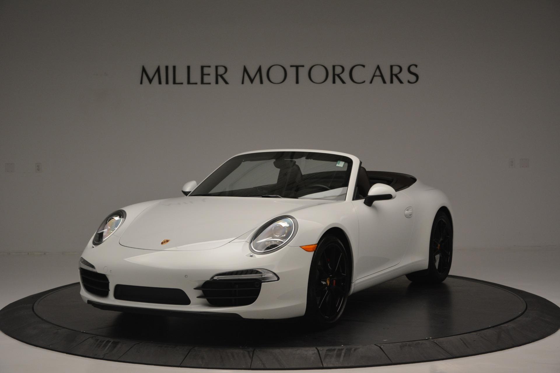 Used 2015 Porsche 911 Carrera S For Sale In Greenwich, CT 2578_main