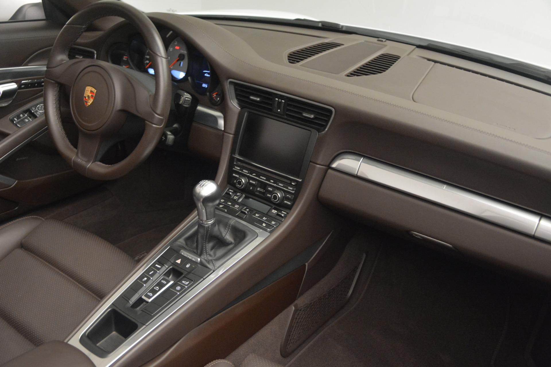 Used 2015 Porsche 911 Carrera S For Sale In Greenwich, CT 2578_p24