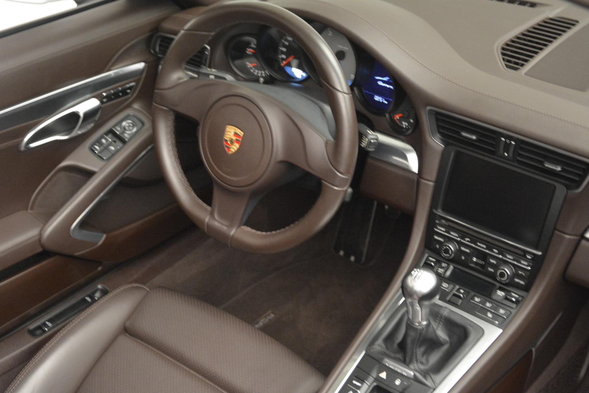 Used 2015 Porsche 911 Carrera S For Sale In Greenwich, CT 2578_p25