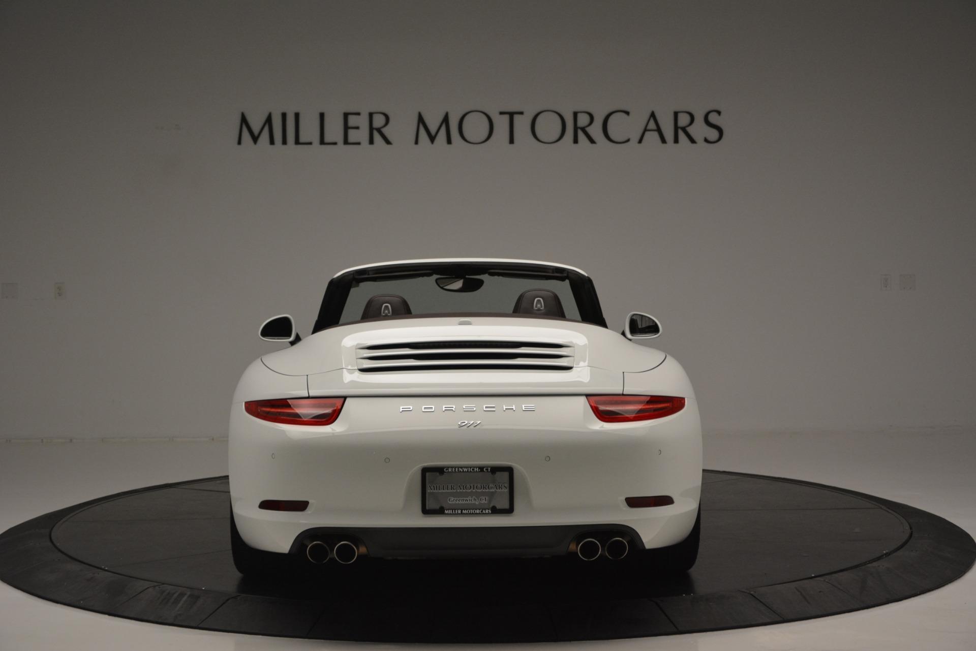 Used 2015 Porsche 911 Carrera S For Sale In Greenwich, CT 2578_p6