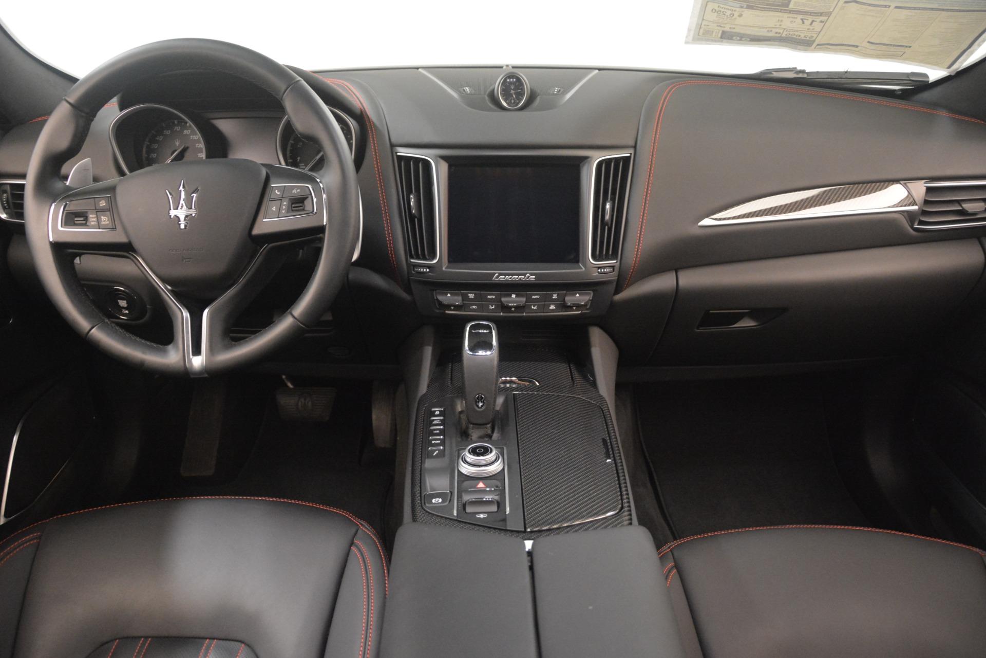 New 2019 Maserati Levante Q4 GranLusso For Sale In Greenwich, CT 2580_p16