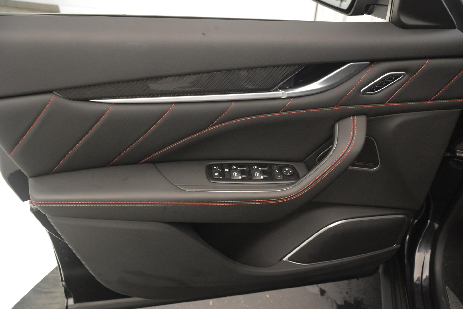 New 2019 Maserati Levante Q4 GranLusso For Sale In Greenwich, CT 2580_p17