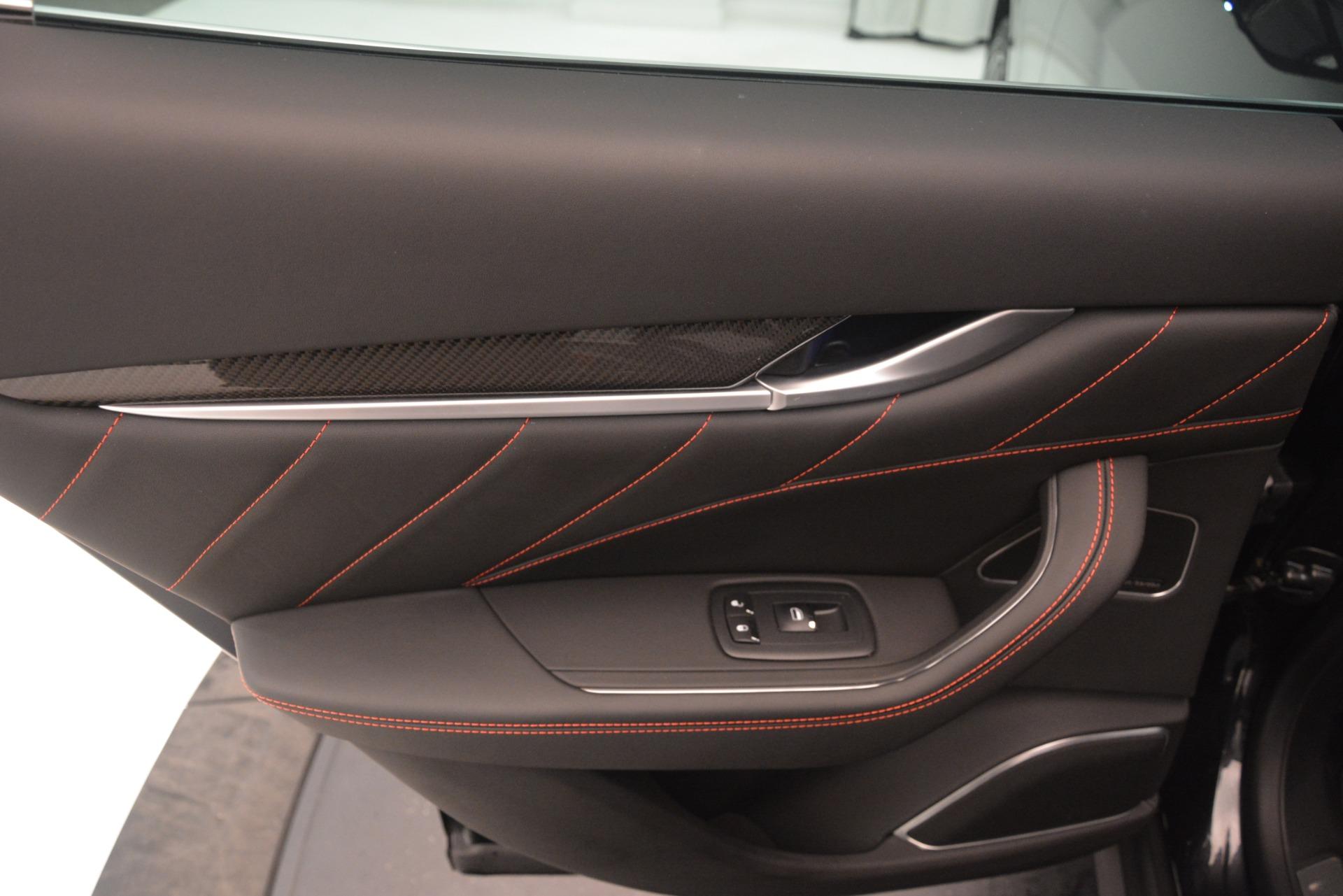 New 2019 Maserati Levante Q4 GranLusso For Sale In Greenwich, CT 2580_p21