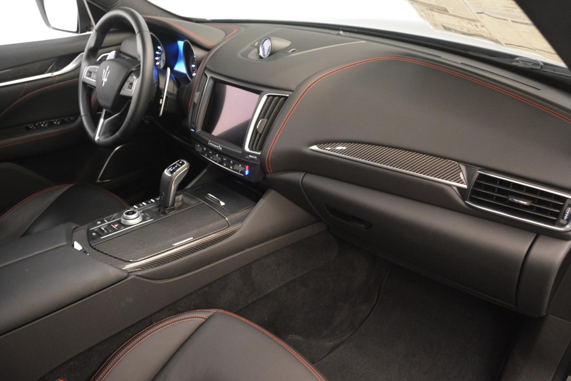 New 2019 Maserati Levante Q4 GranLusso For Sale In Greenwich, CT 2580_p22