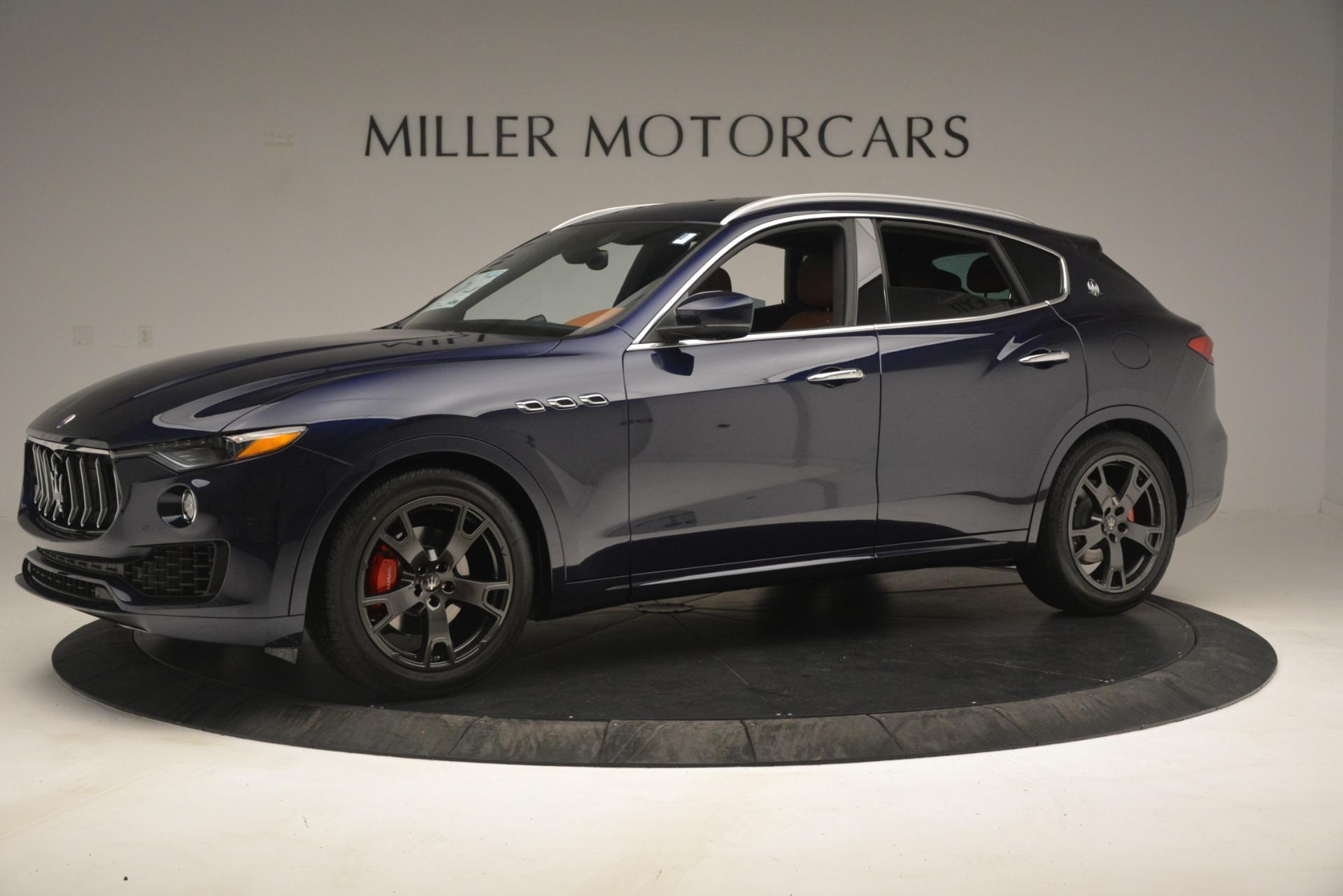New 2019 Maserati Levante Q4 For Sale In Greenwich, CT 2581_p2