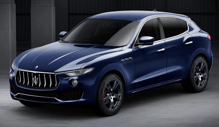 New 2019 Maserati Levante Q4 For Sale In Greenwich, CT 2582_main