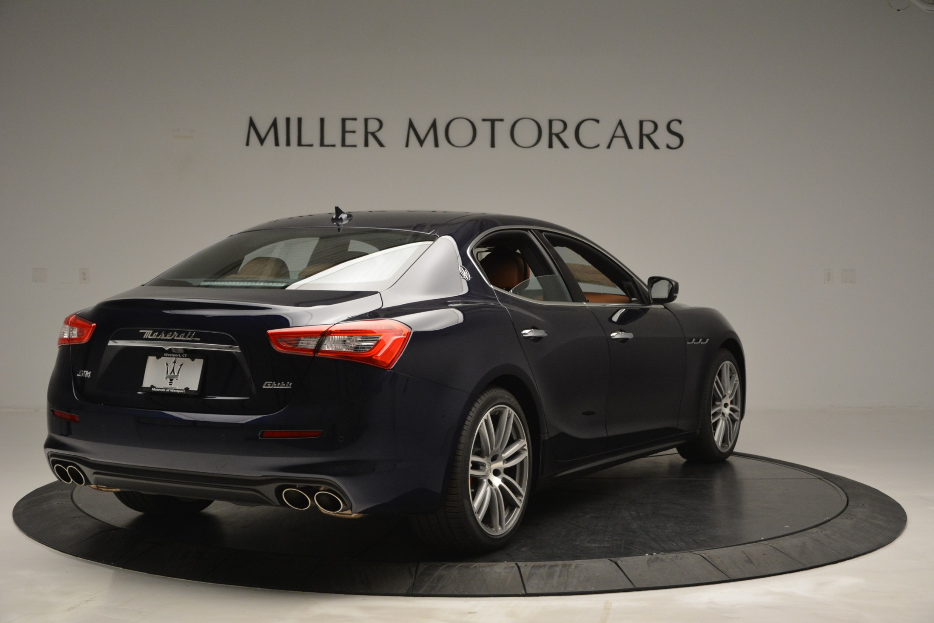 New 2019 Maserati Ghibli S Q4 For Sale In Greenwich, CT 2583_p7