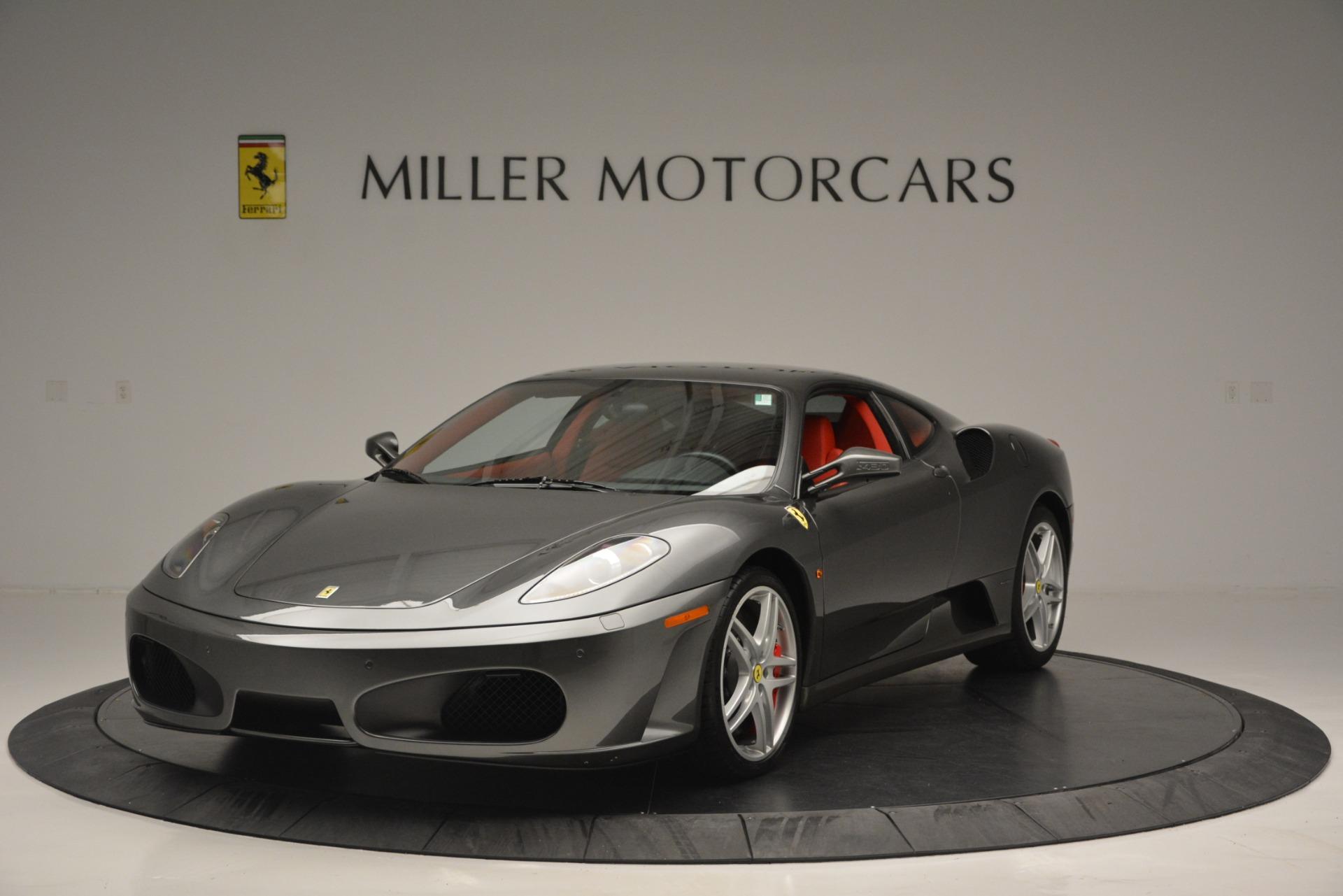 Used 2008 Ferrari F430  For Sale In Greenwich, CT 2584_main