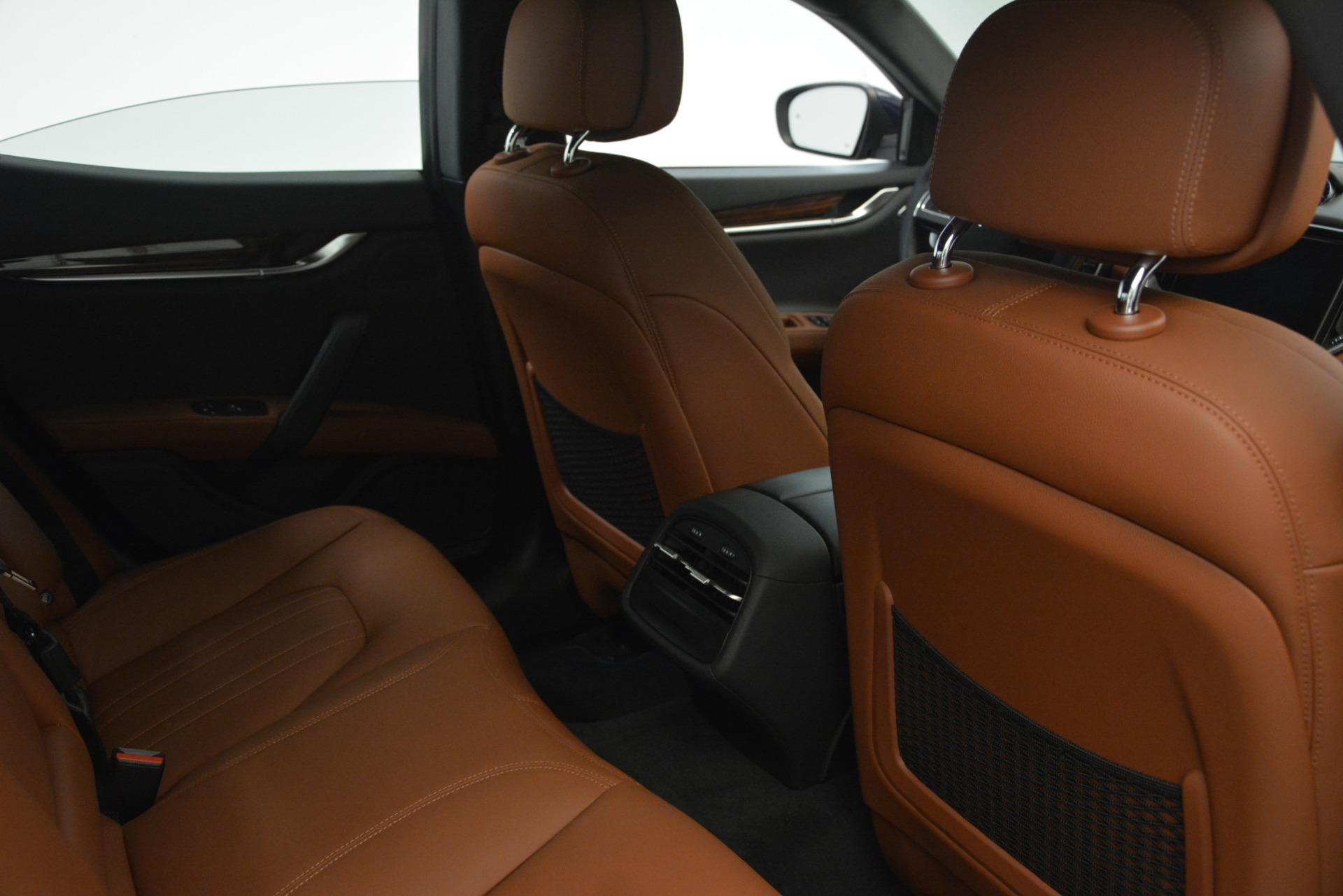 Used 2019 Maserati Ghibli S Q4 For Sale In Greenwich, CT 2585_p23