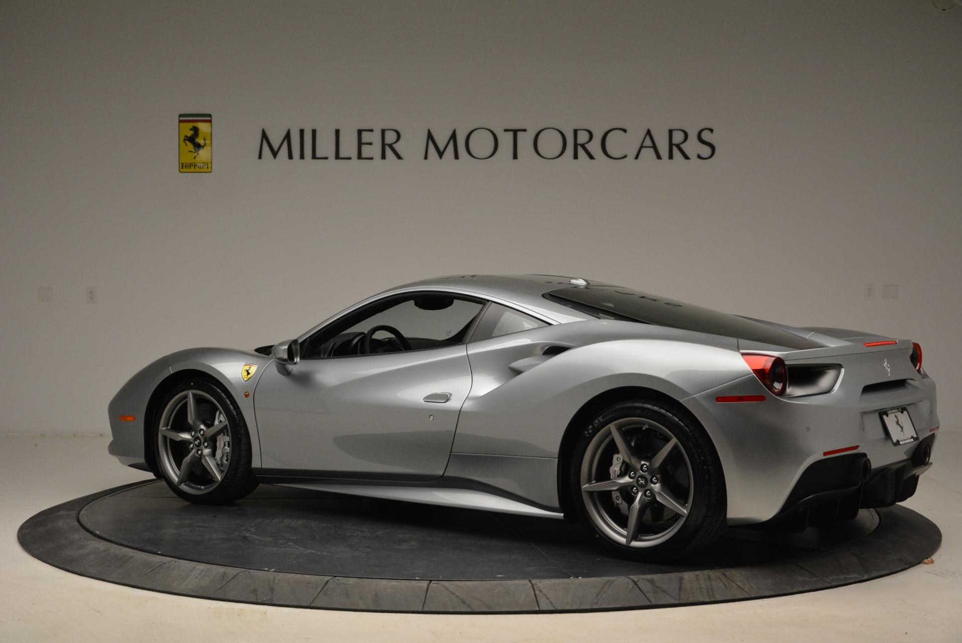 Used 2018 Ferrari 488 GTB  For Sale In Greenwich, CT 2586_p4
