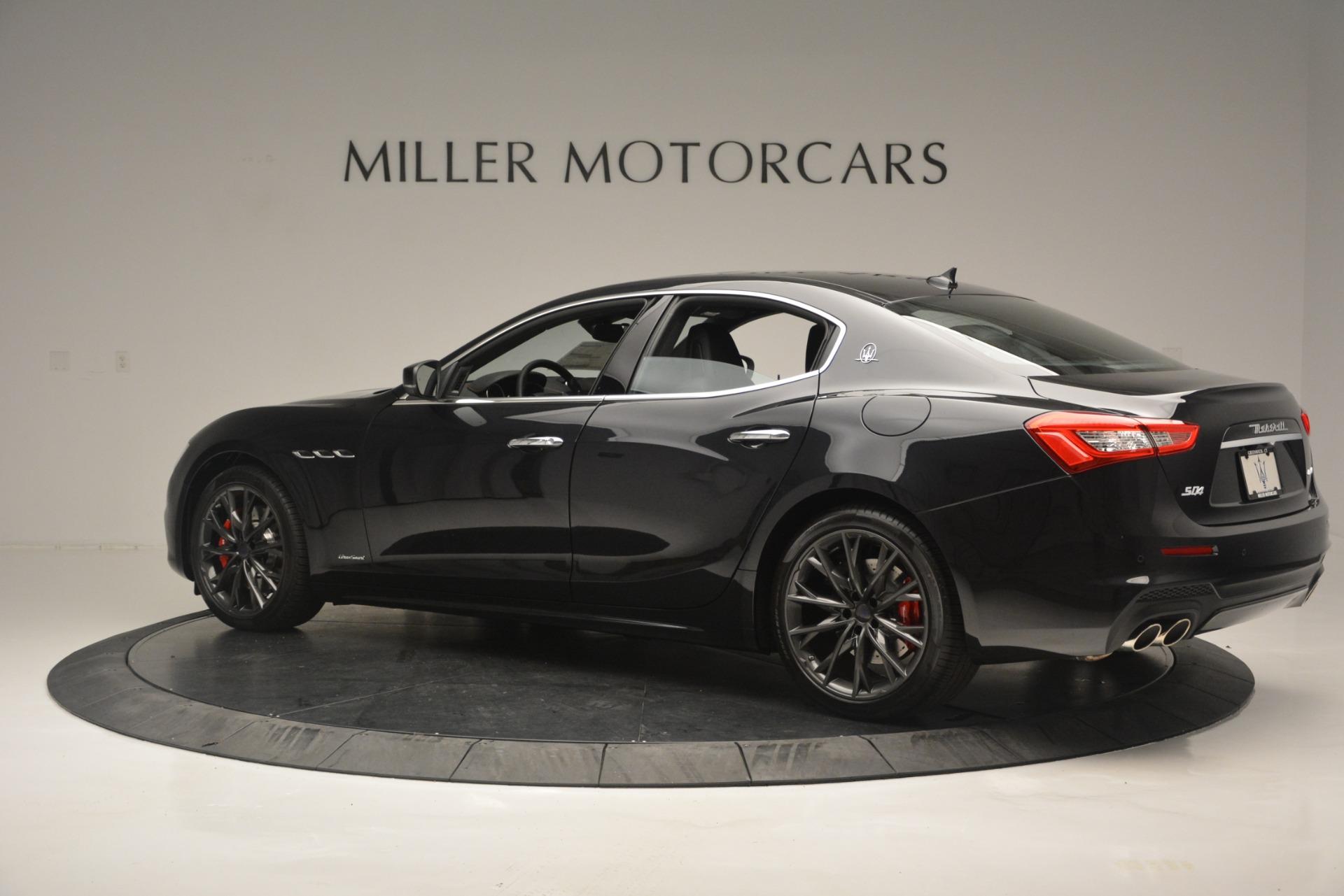 New 2019 Maserati Ghibli S Q4 GranSport For Sale In Greenwich, CT 2588_p4
