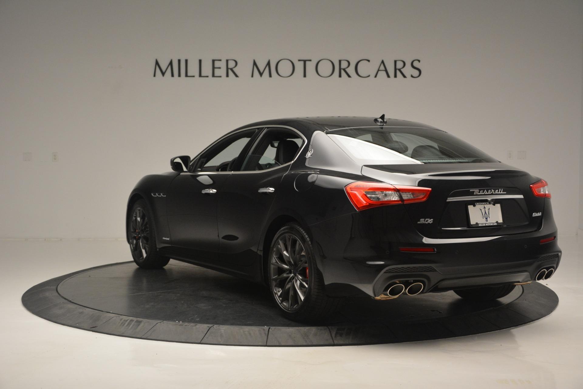 New 2019 Maserati Ghibli S Q4 GranSport For Sale In Greenwich, CT 2588_p5