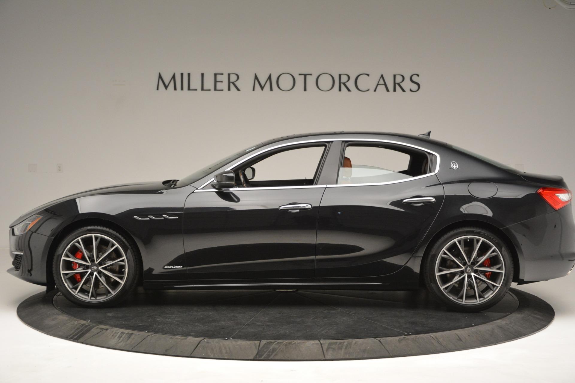 New 2019 Maserati Ghibli S Q4 GranLusso For Sale In Greenwich, CT 2590_p3