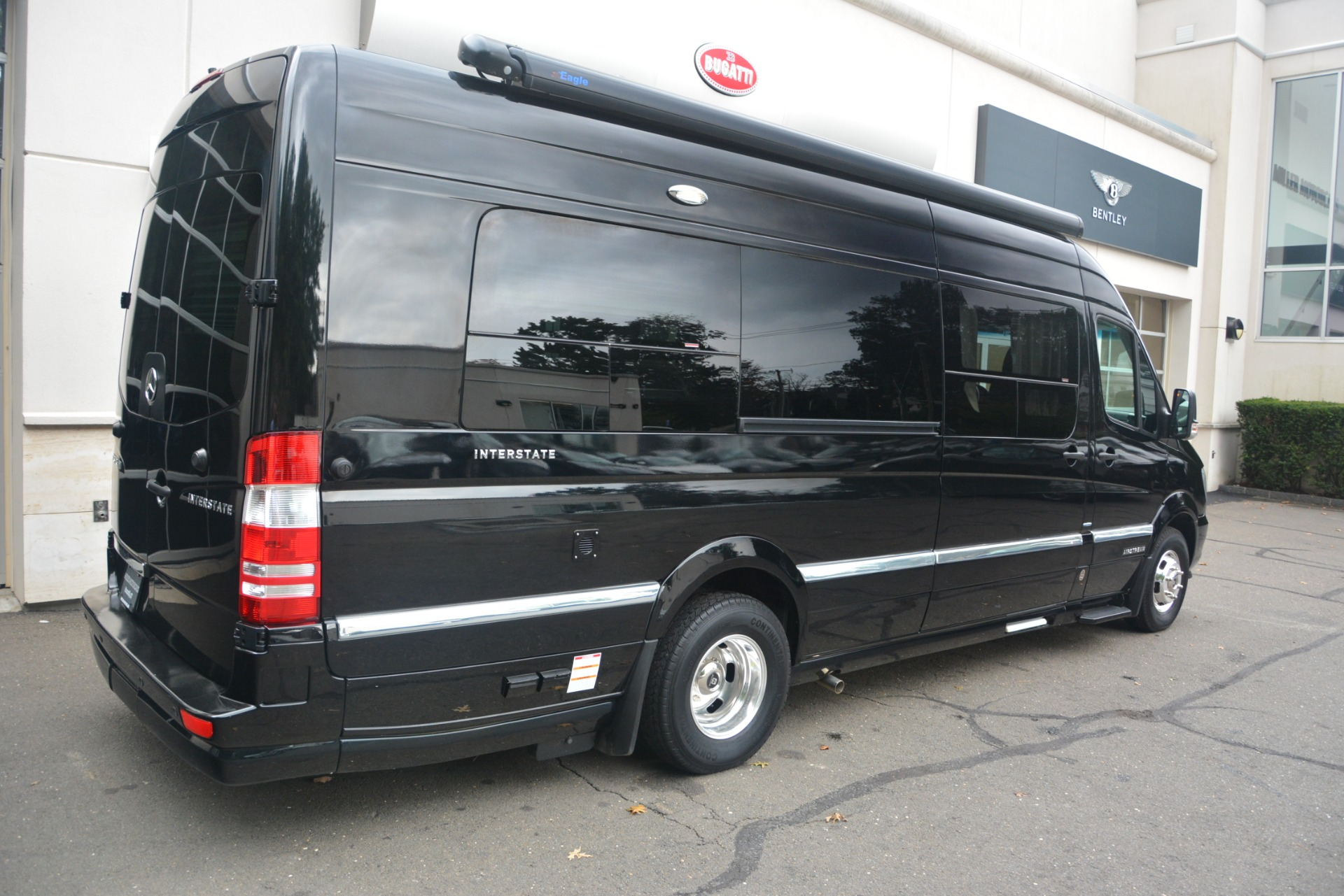 Used 2014 Mercedes-Benz Sprinter 3500 Airstream Lounge Extended For Sale In Greenwich, CT 2595_p11