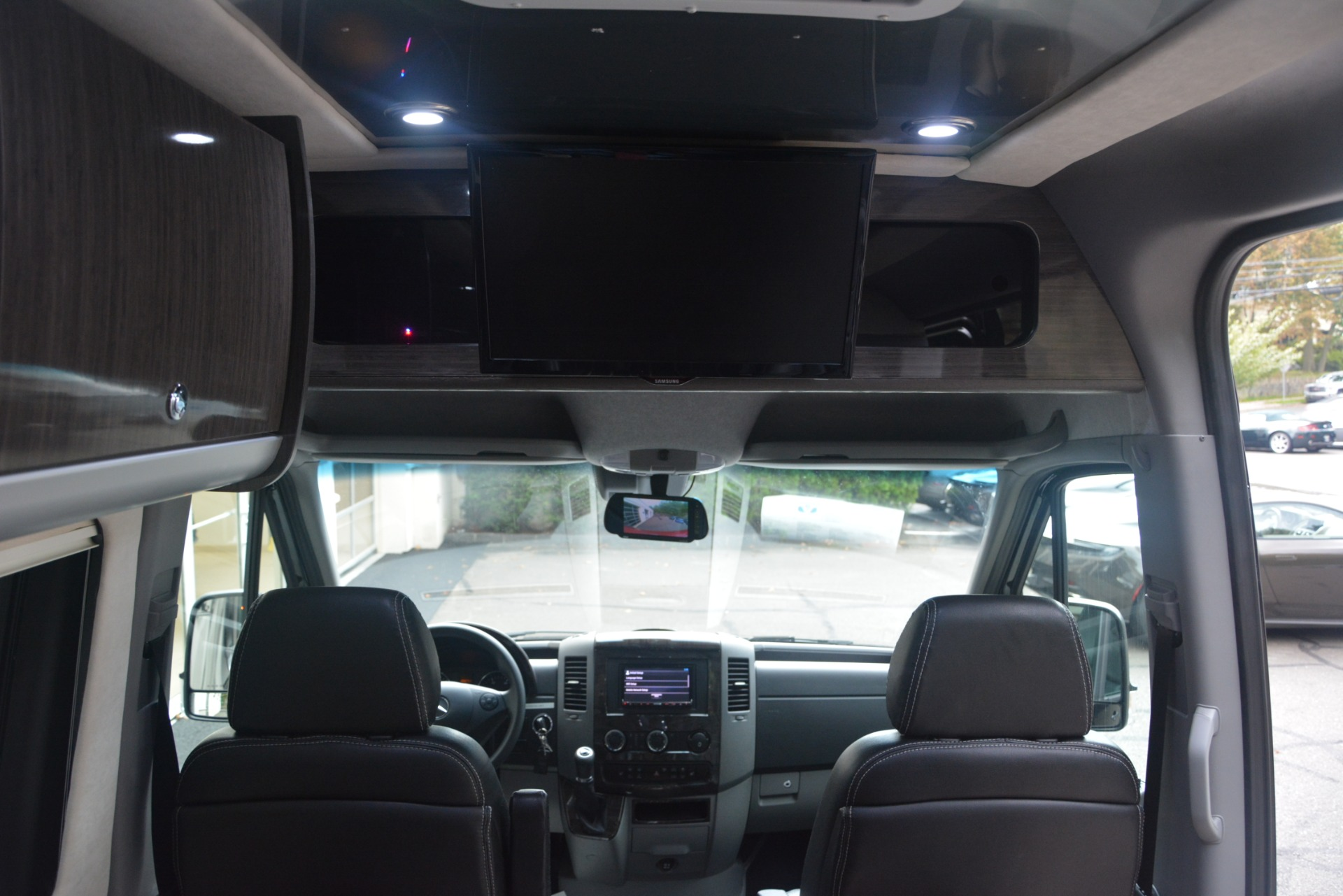 Used 2014 Mercedes-Benz Sprinter 3500 Airstream Lounge Extended For Sale In Greenwich, CT 2595_p20