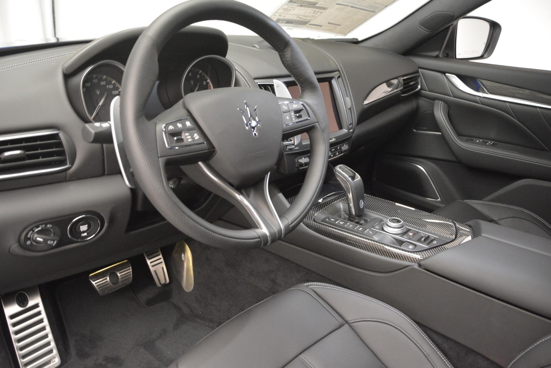 New 2019 Maserati Levante S Q4 GranSport For Sale In Greenwich, CT 2596_p13