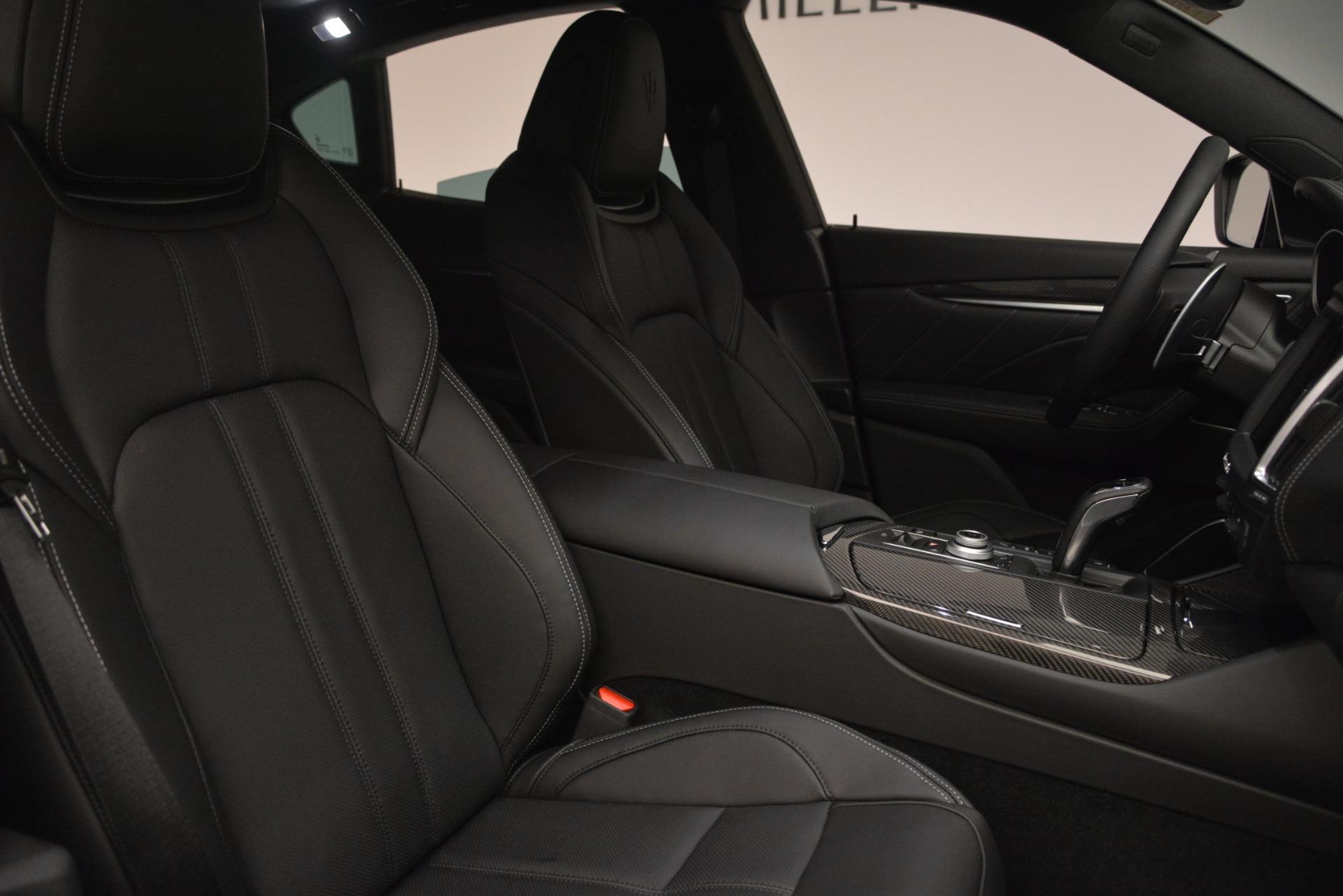 New 2019 Maserati Levante S Q4 GranSport For Sale In Greenwich, CT 2596_p22