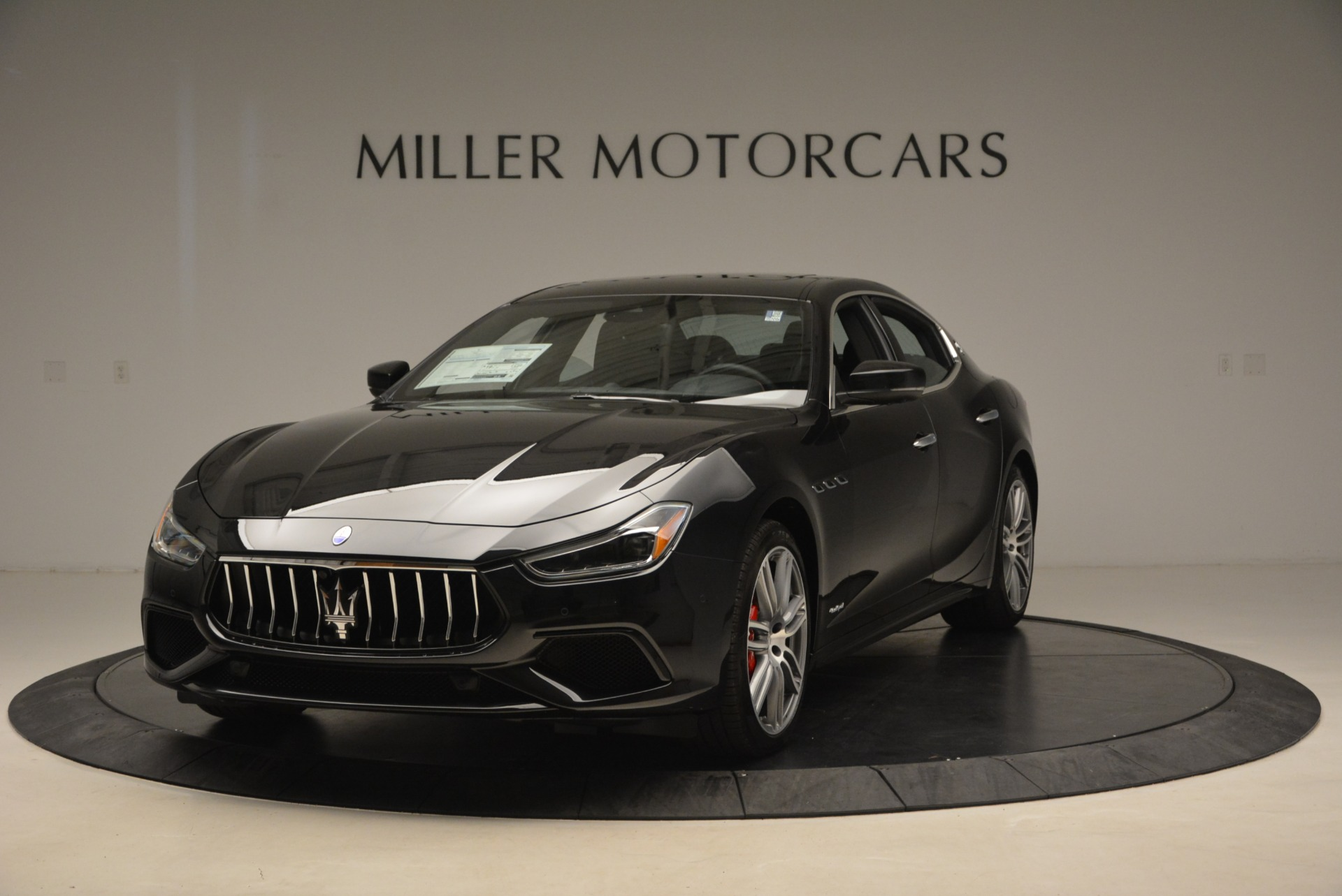 New 2019 Maserati Ghibli S Q4 GranSport For Sale In Greenwich, CT 2597_main
