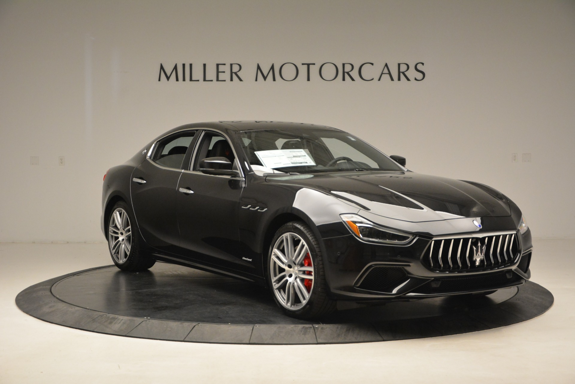 New 2019 Maserati Ghibli S Q4 GranSport For Sale In Greenwich, CT 2597_p11