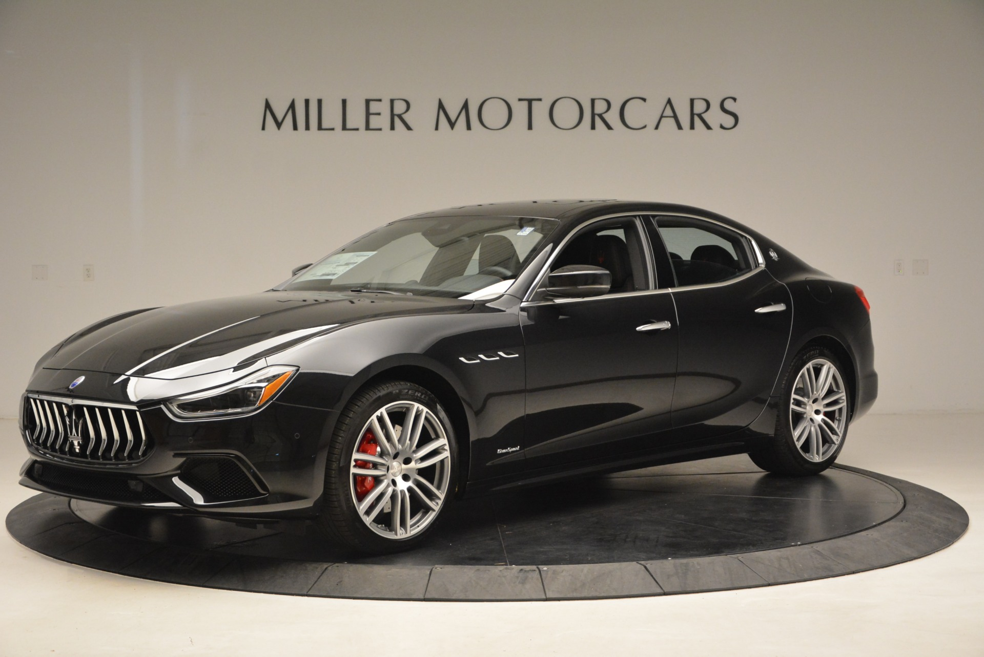 New 2019 Maserati Ghibli S Q4 GranSport For Sale In Greenwich, CT 2597_p2