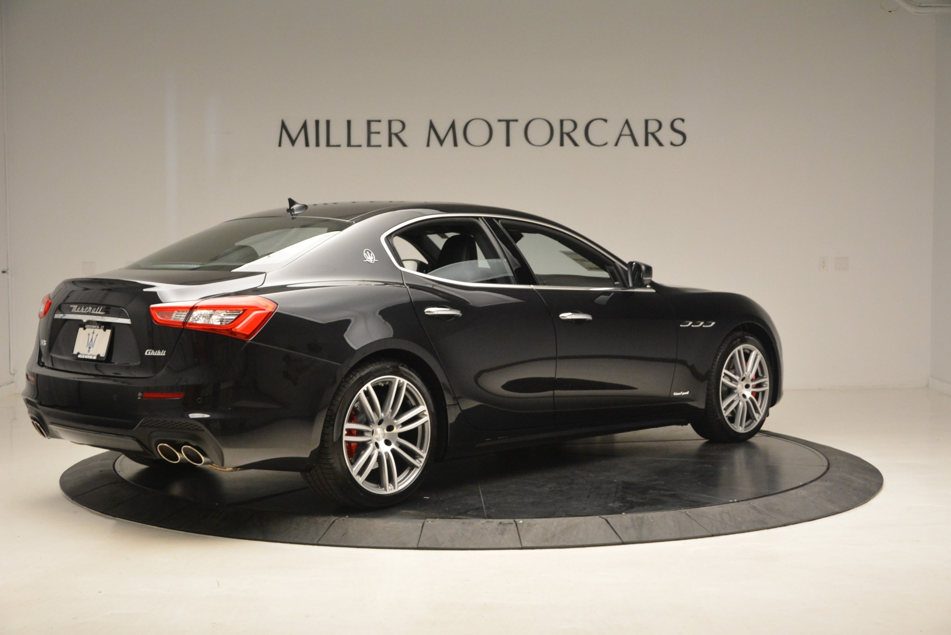 New 2019 Maserati Ghibli S Q4 GranSport For Sale In Greenwich, CT 2597_p8