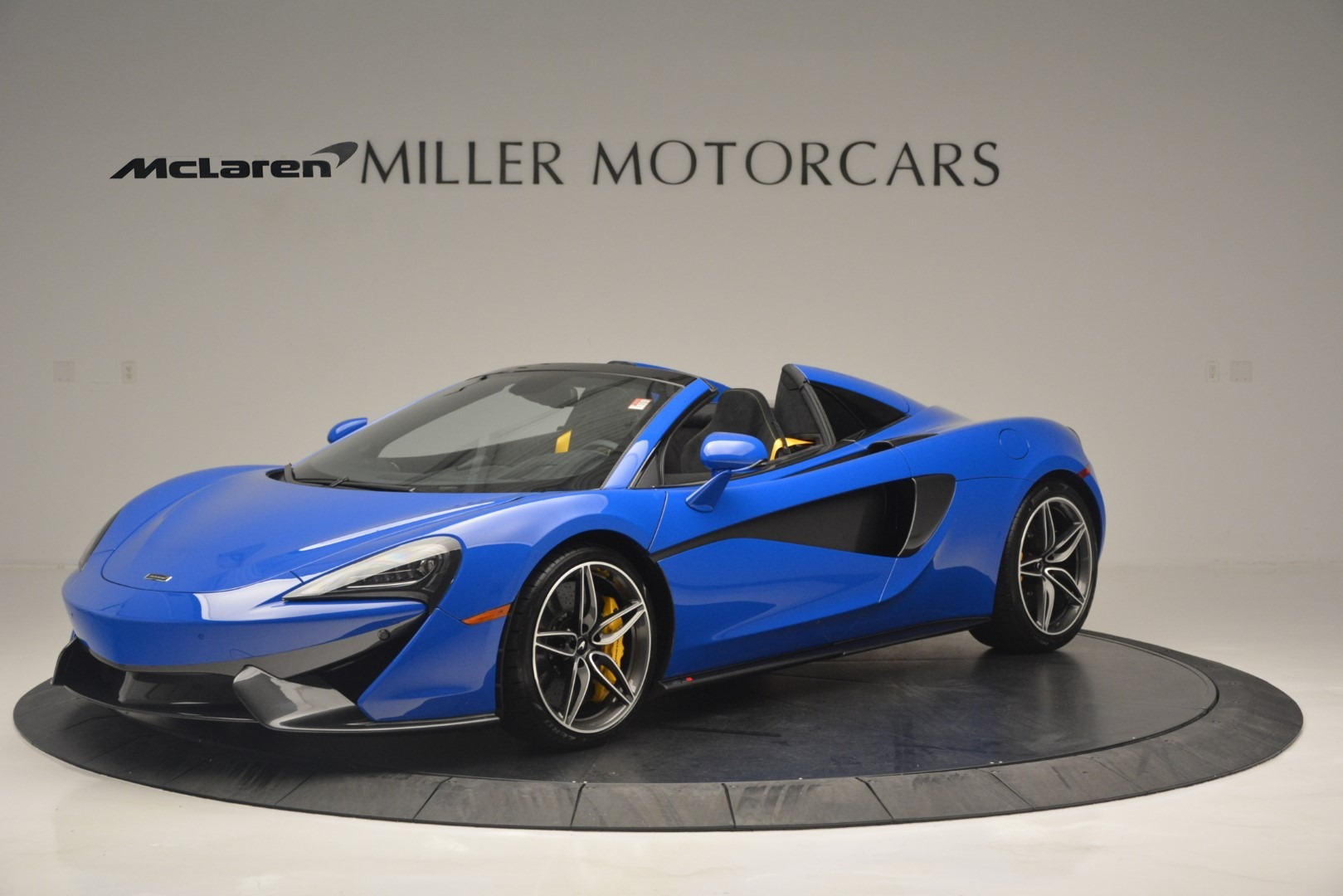 New 2019 McLaren 570S Spider Convertible For Sale In Greenwich, CT 2599_main