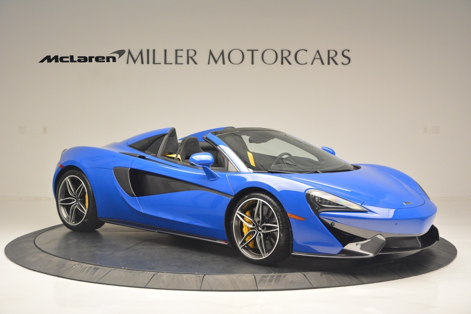 New 2019 McLaren 570S Spider Convertible For Sale In Greenwich, CT 2599_p10