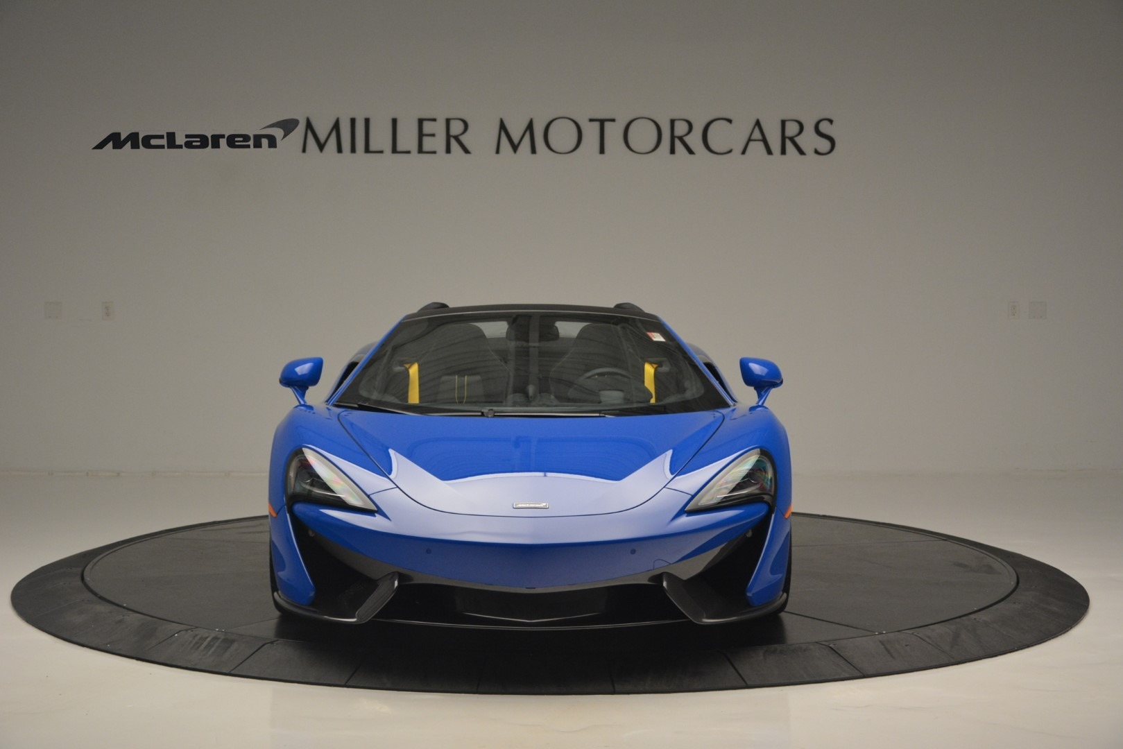 New 2019 McLaren 570S Spider Convertible For Sale In Greenwich, CT 2599_p12