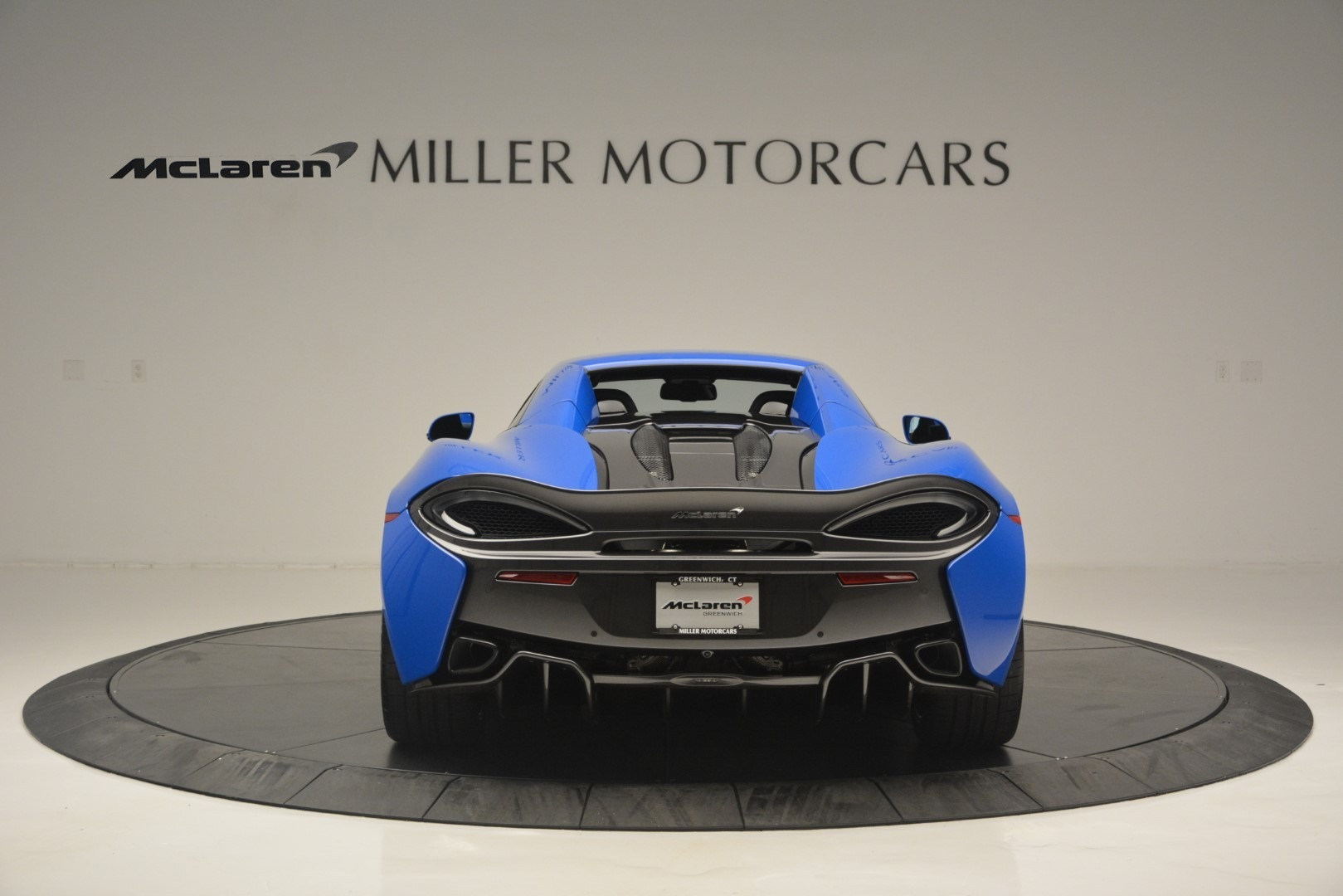 New 2019 McLaren 570S Spider Convertible For Sale In Greenwich, CT 2599_p18