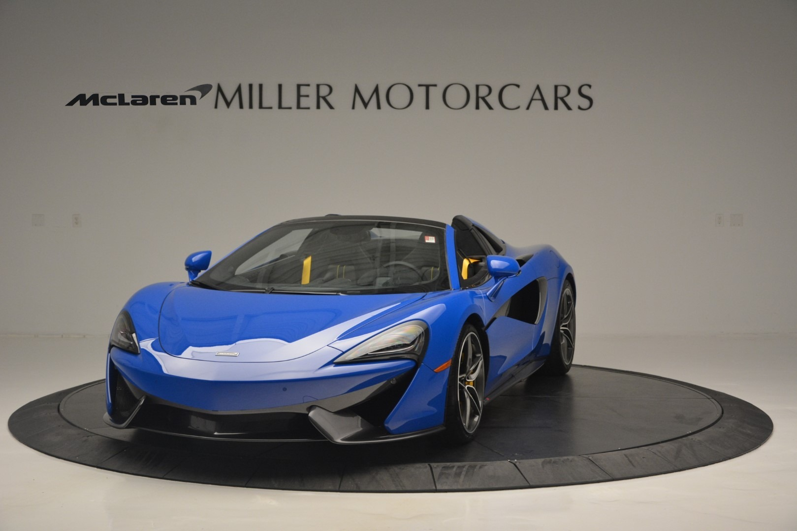 New 2019 McLaren 570S Spider Convertible For Sale In Greenwich, CT 2599_p2