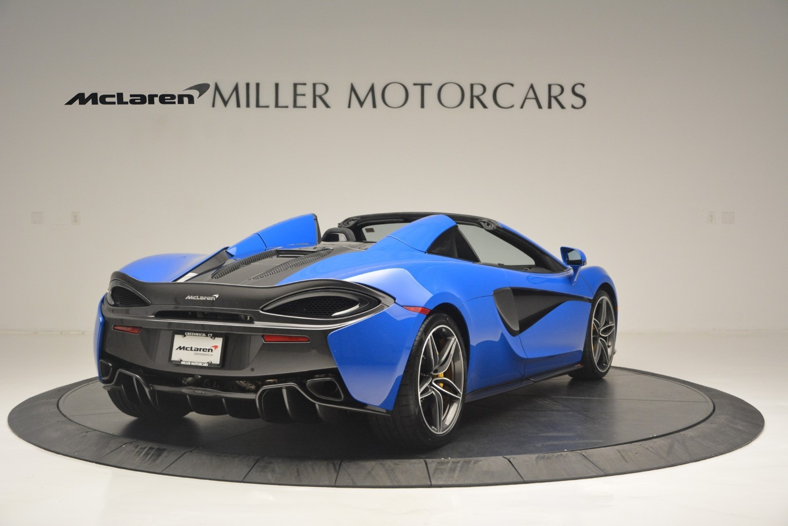 New 2019 McLaren 570S Spider Convertible For Sale In Greenwich, CT 2599_p7