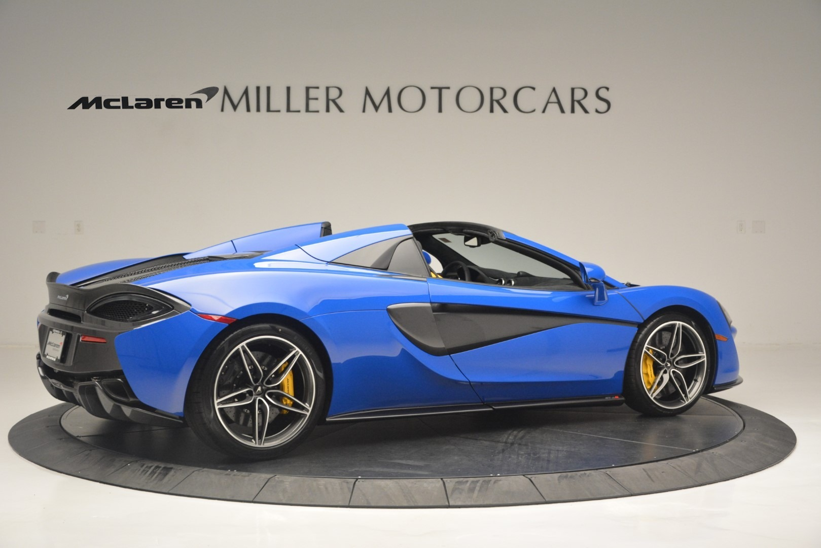 New 2019 McLaren 570S Spider Convertible For Sale In Greenwich, CT 2599_p8